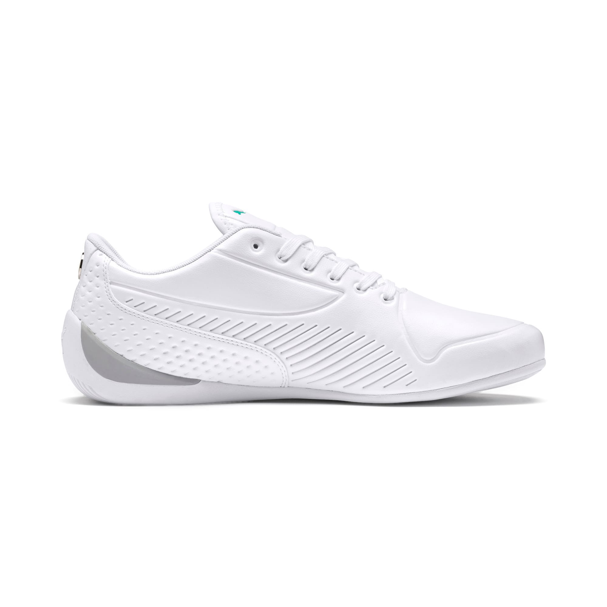 Thumbnail 6 of Mercedes AMG Petronas Drift Cat 7S Ultra Men's Shoes, Puma White-Puma White, medium