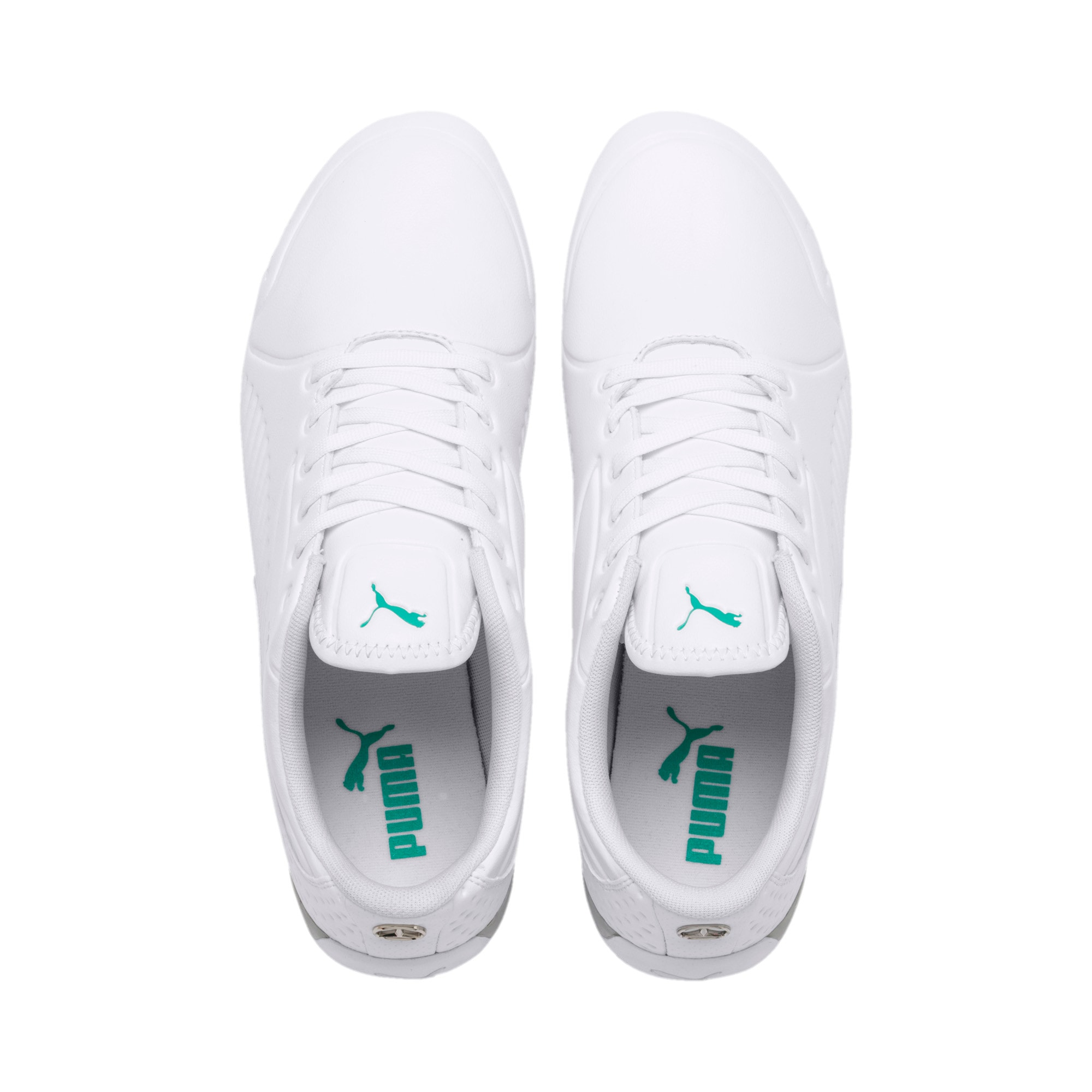 Thumbnail 7 of Mercedes AMG Petronas Drift Cat 7S Ultra Men's Shoes, Puma White-Puma White, medium