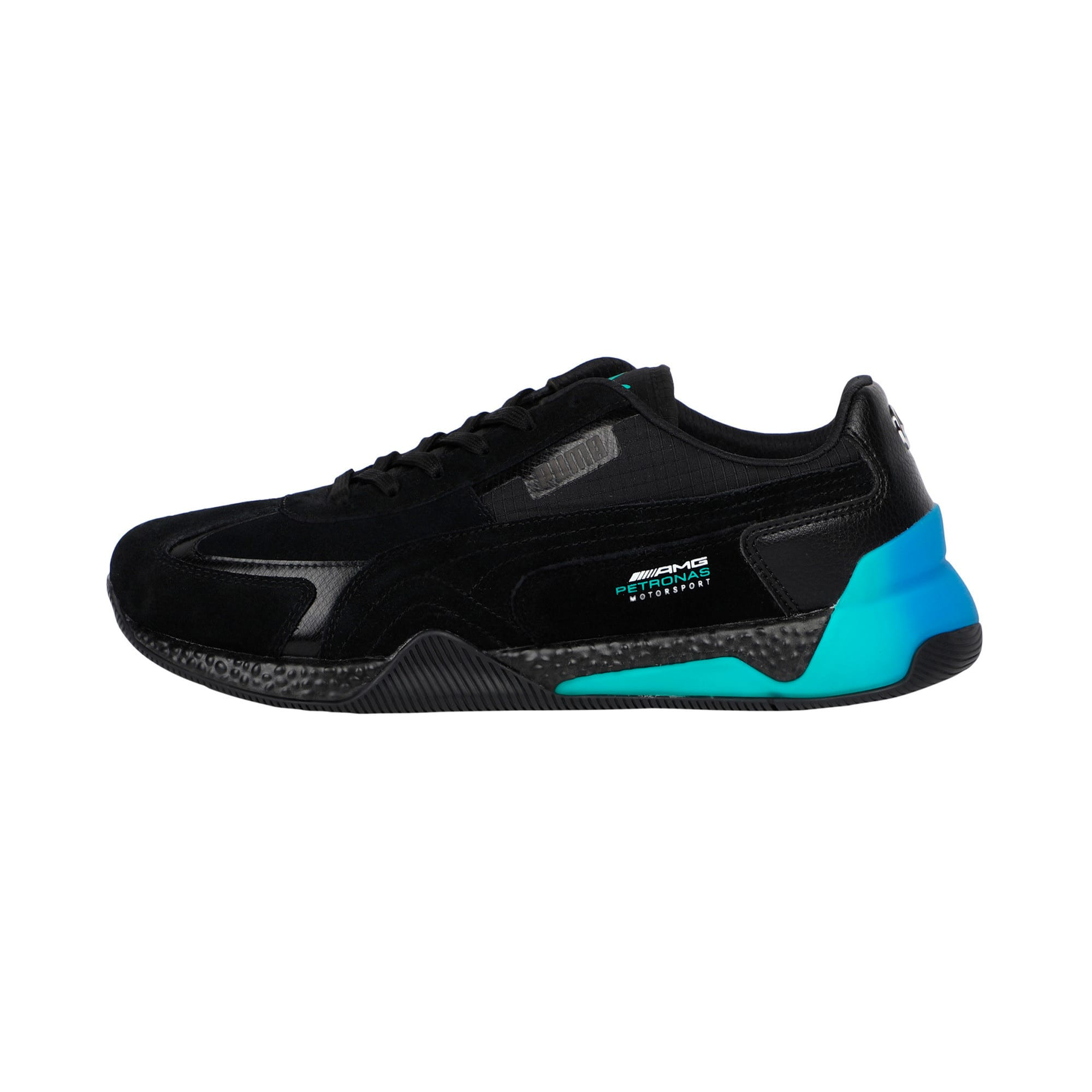 Details about Puma Mercedes AMG Speed Hybrid Men's Sneakers 306384 01