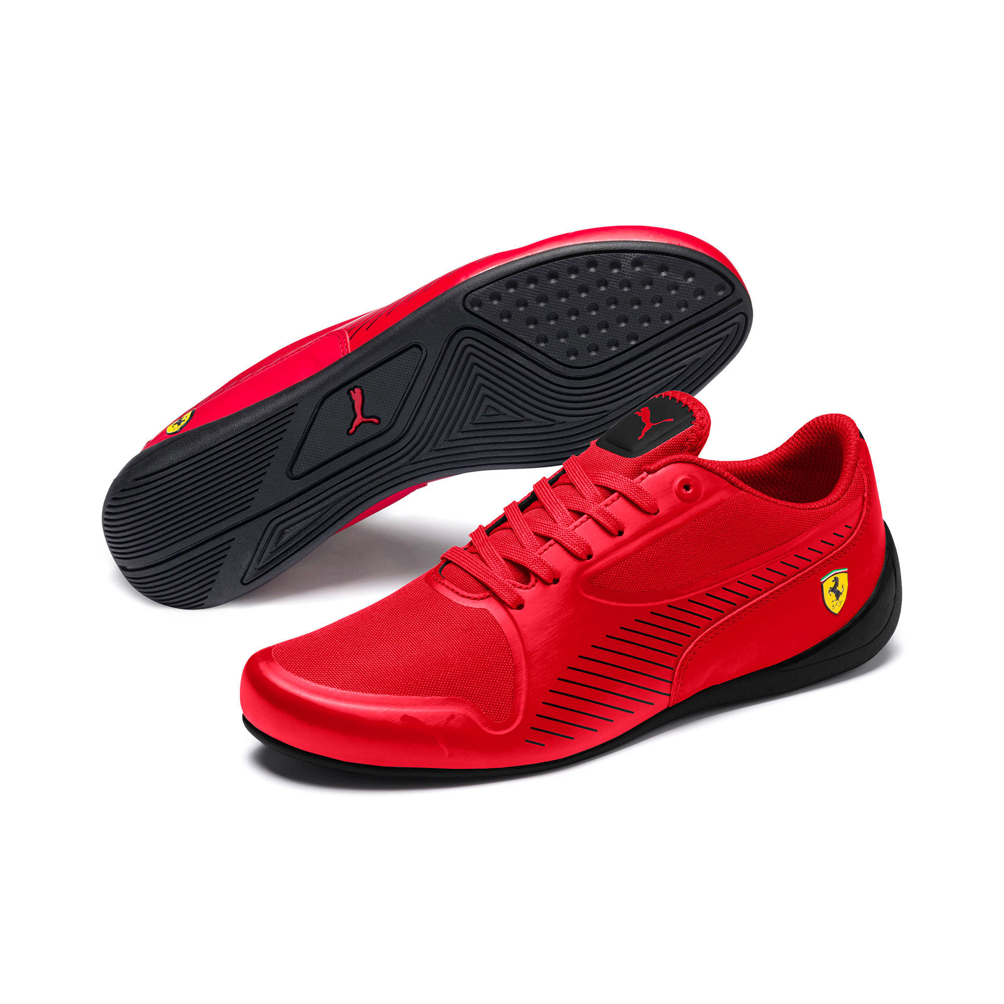 Thumbnail 2 of Scuderia Ferrari Drift Cat 7 Ultra Shoes, Rosso Corsa-Puma Black, medium
