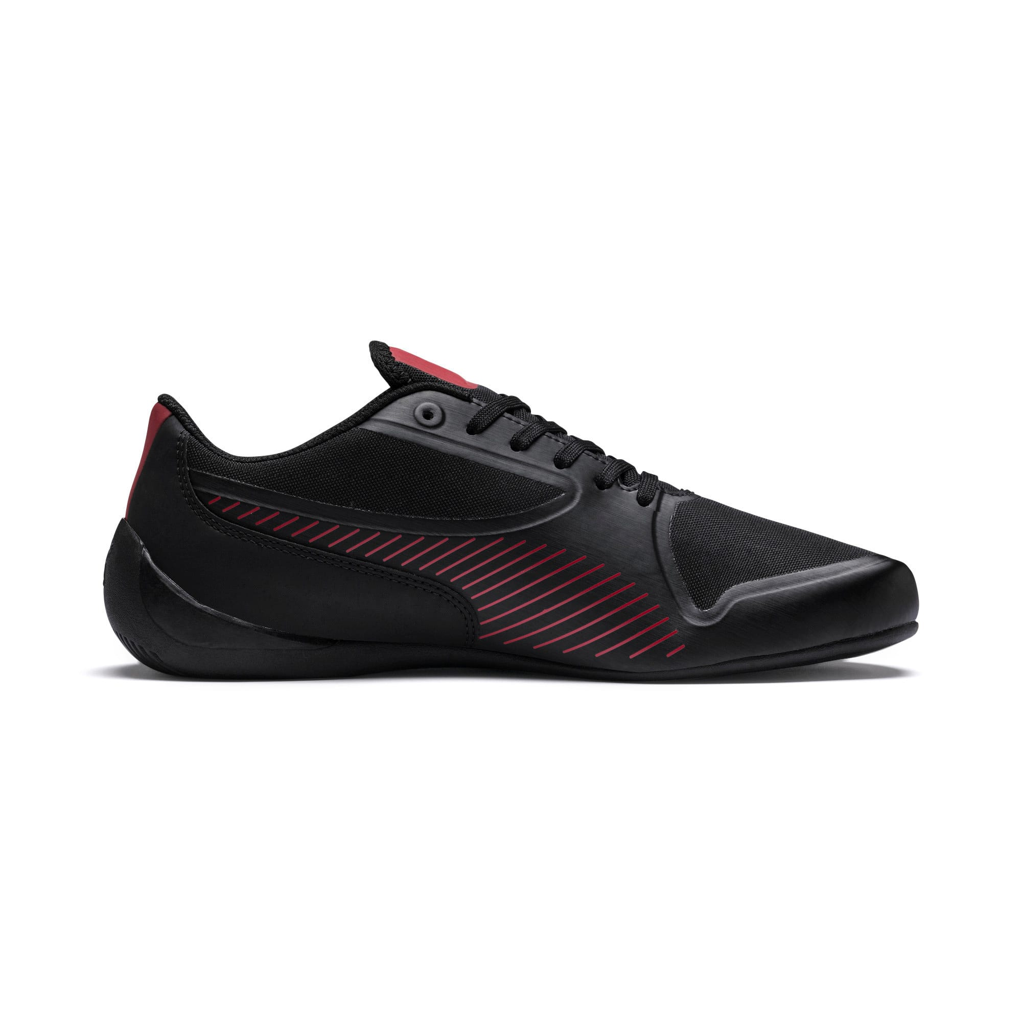Thumbnail 5 of Scuderia Ferrari Drift Cat 7 Ultra Shoes, Puma Black-Rosso Corsa, medium
