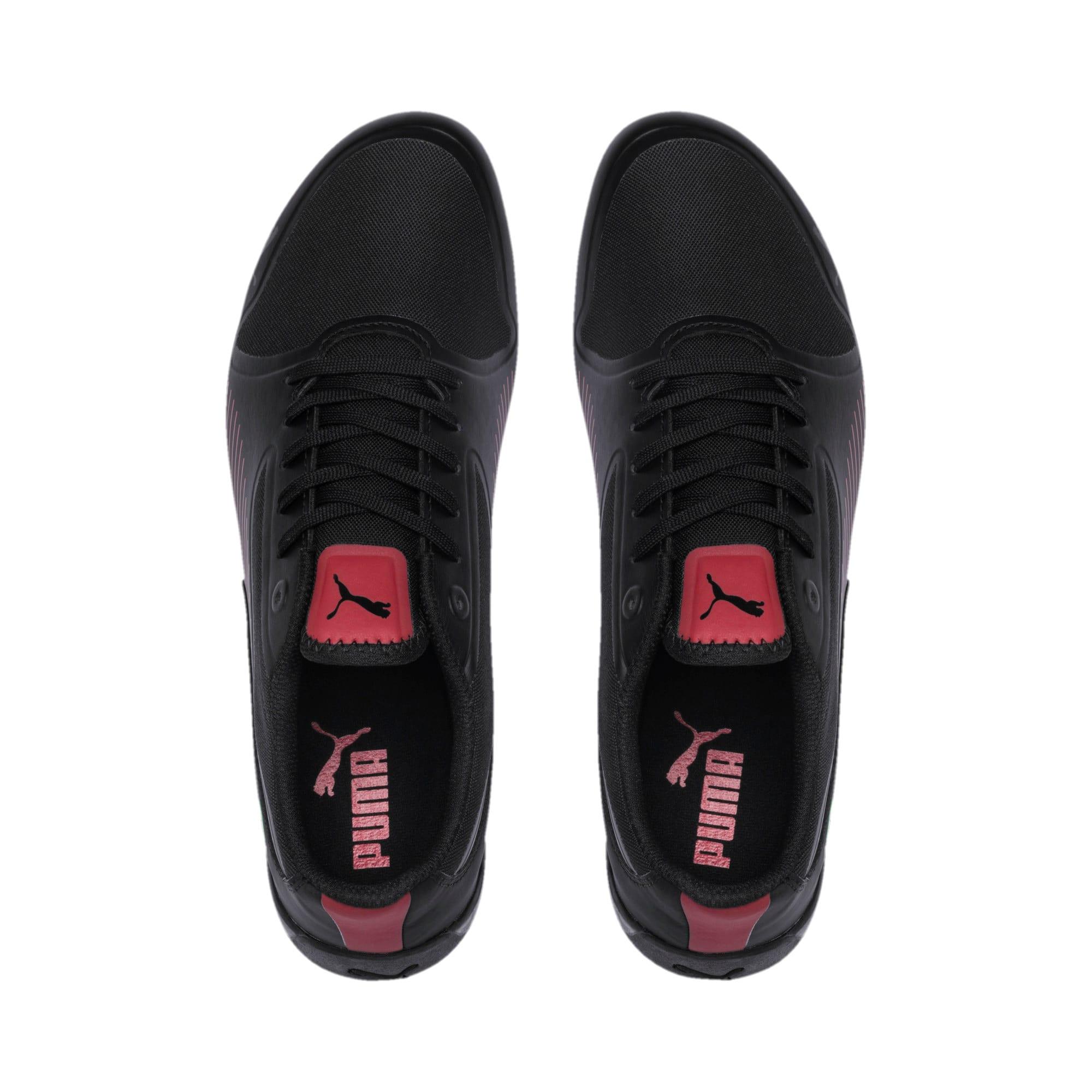 Thumbnail 6 of Scuderia Ferrari Drift Cat 7 Ultra Shoes, Puma Black-Rosso Corsa, medium