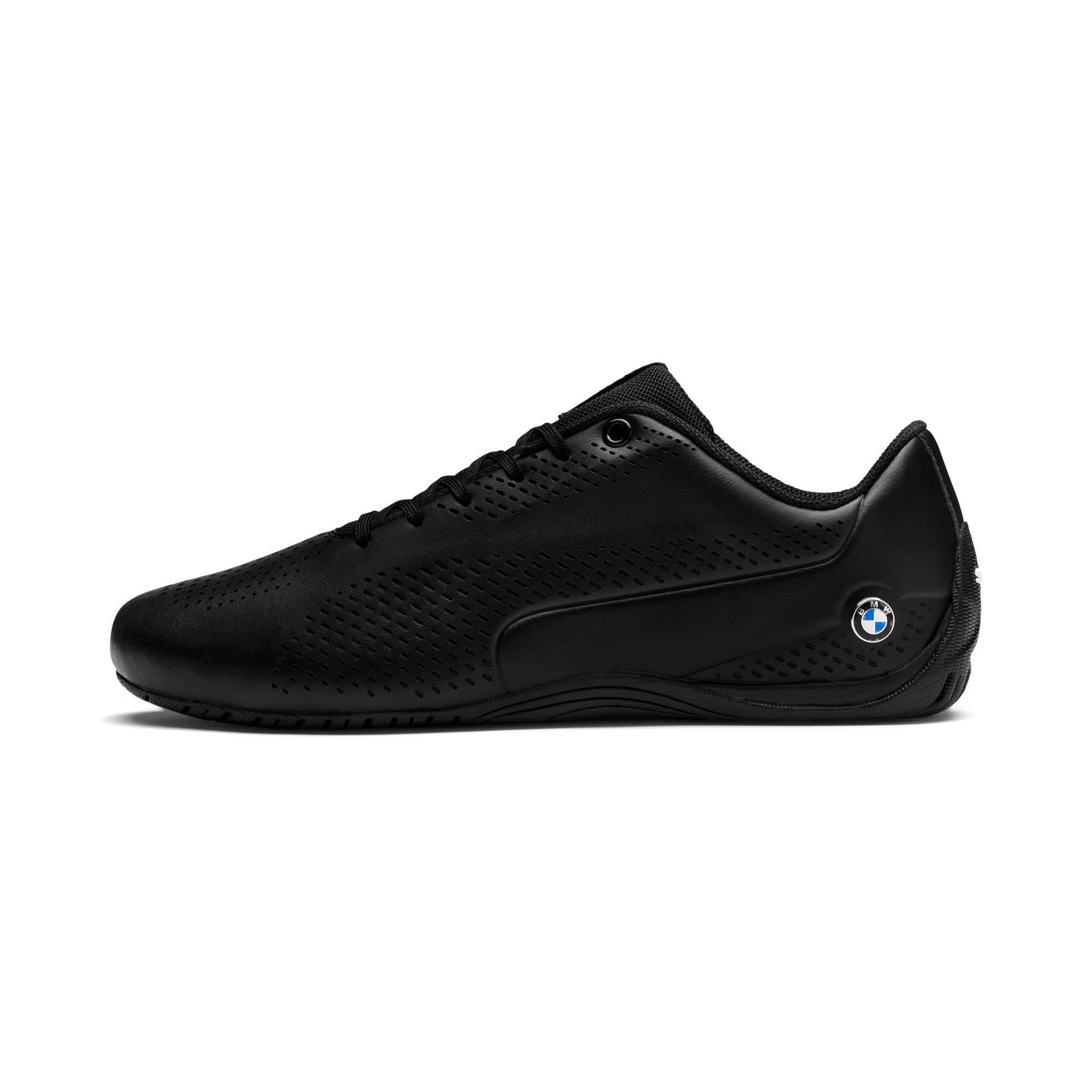 Thumbnail 1 of BMW M Motorsport Drift Cat 5 Ultra II Men's Shoes, Puma Black-Puma Black, medium