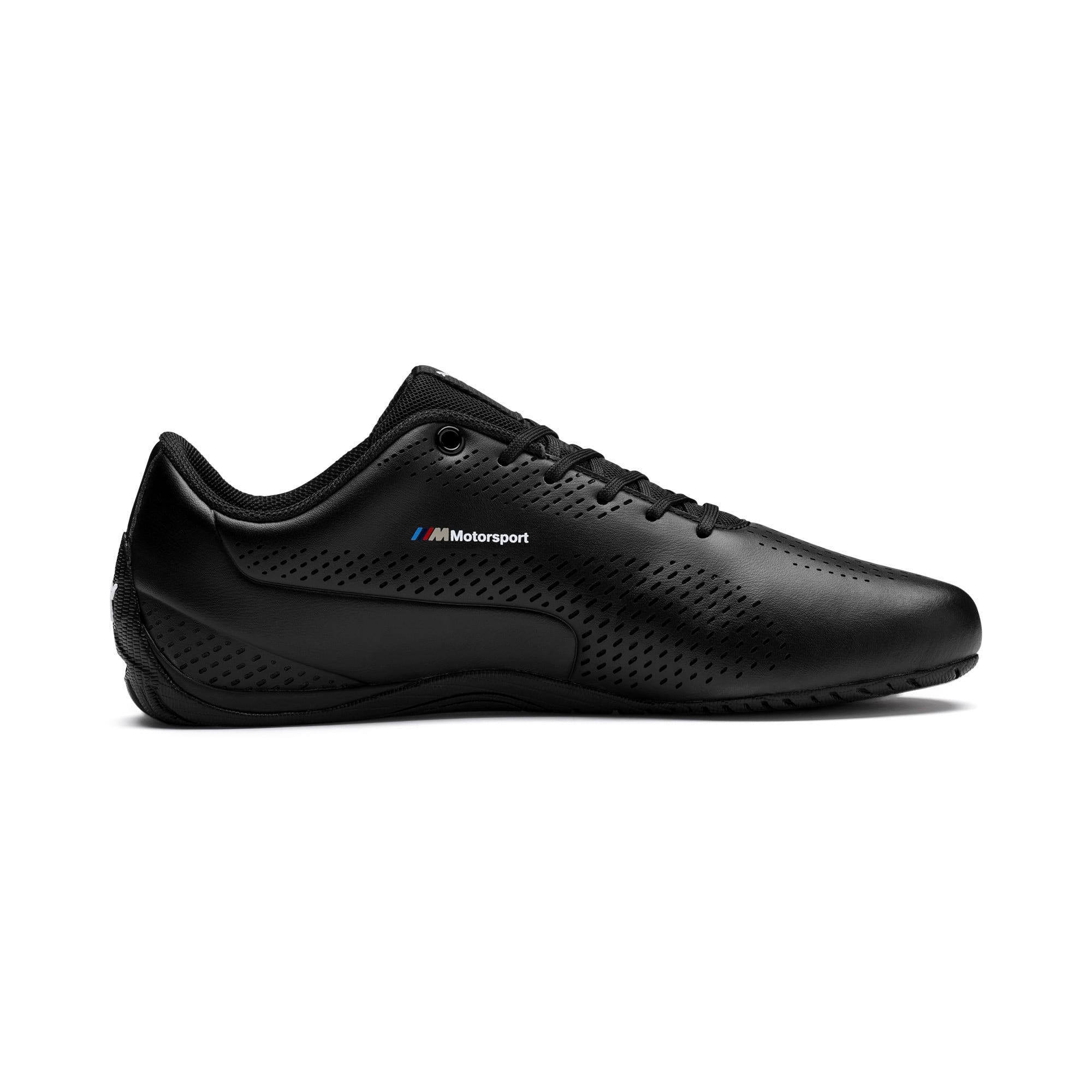 Thumbnail 5 of BMW M Motorsport Drift Cat 5 Ultra II Men's Shoes, Puma Black-Puma Black, medium