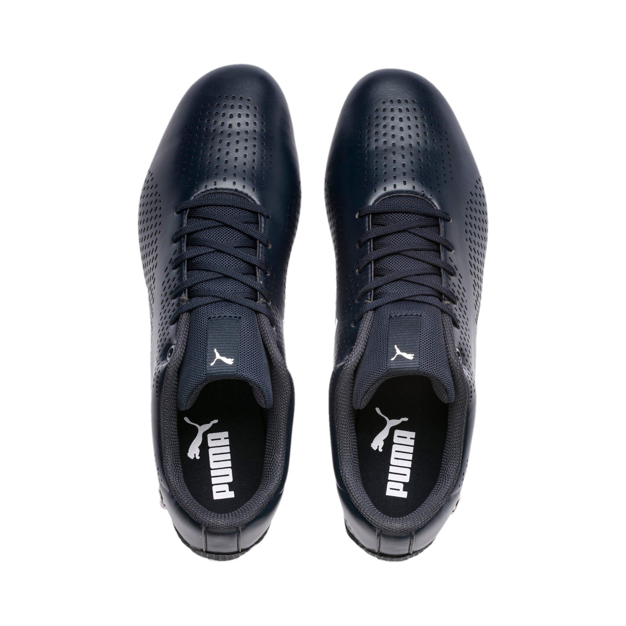 Thumbnail 6 of BMW M Motorsport Drift Cat 5 Ultra II Men's Shoes, Team Blue-Puma White, medium