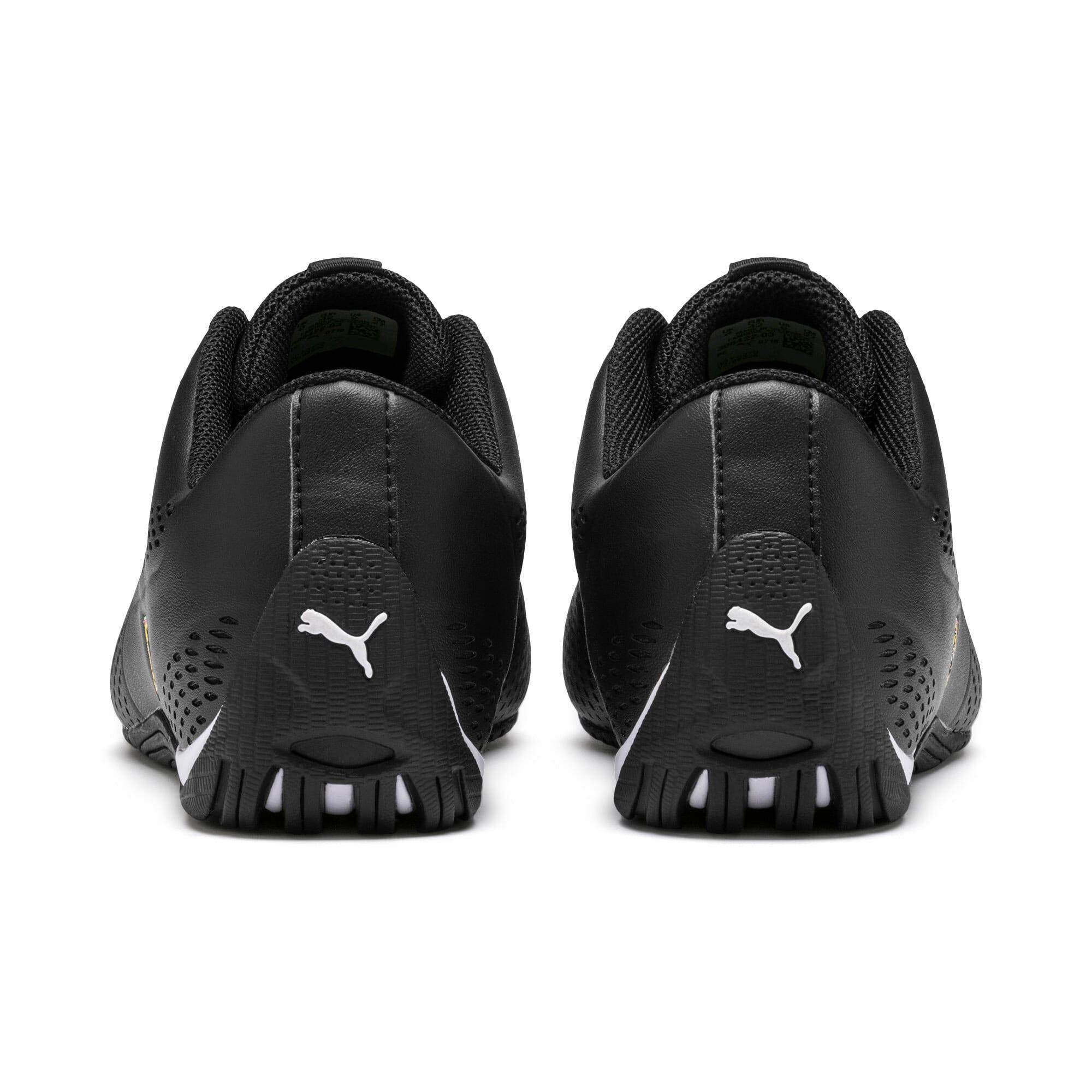 Thumbnail 4 of Scuderia Ferrari Drift Cat 5 Ultra II Men's Shoes, Puma Black-Puma White, medium