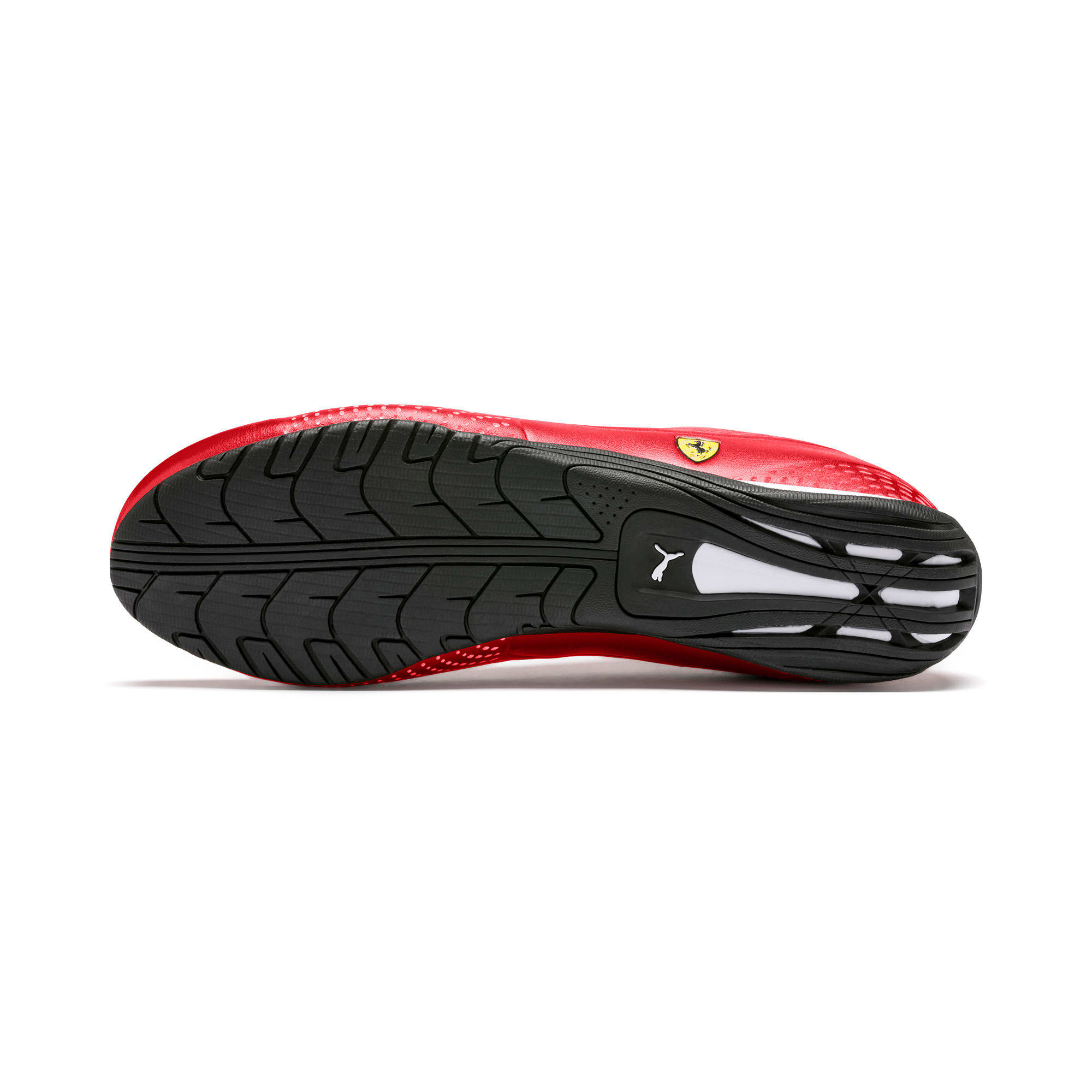 Thumbnail 5 of Ferrari Drift Cat 5 Ultra II Sneaker, Rosso Corsa-Puma White, medium