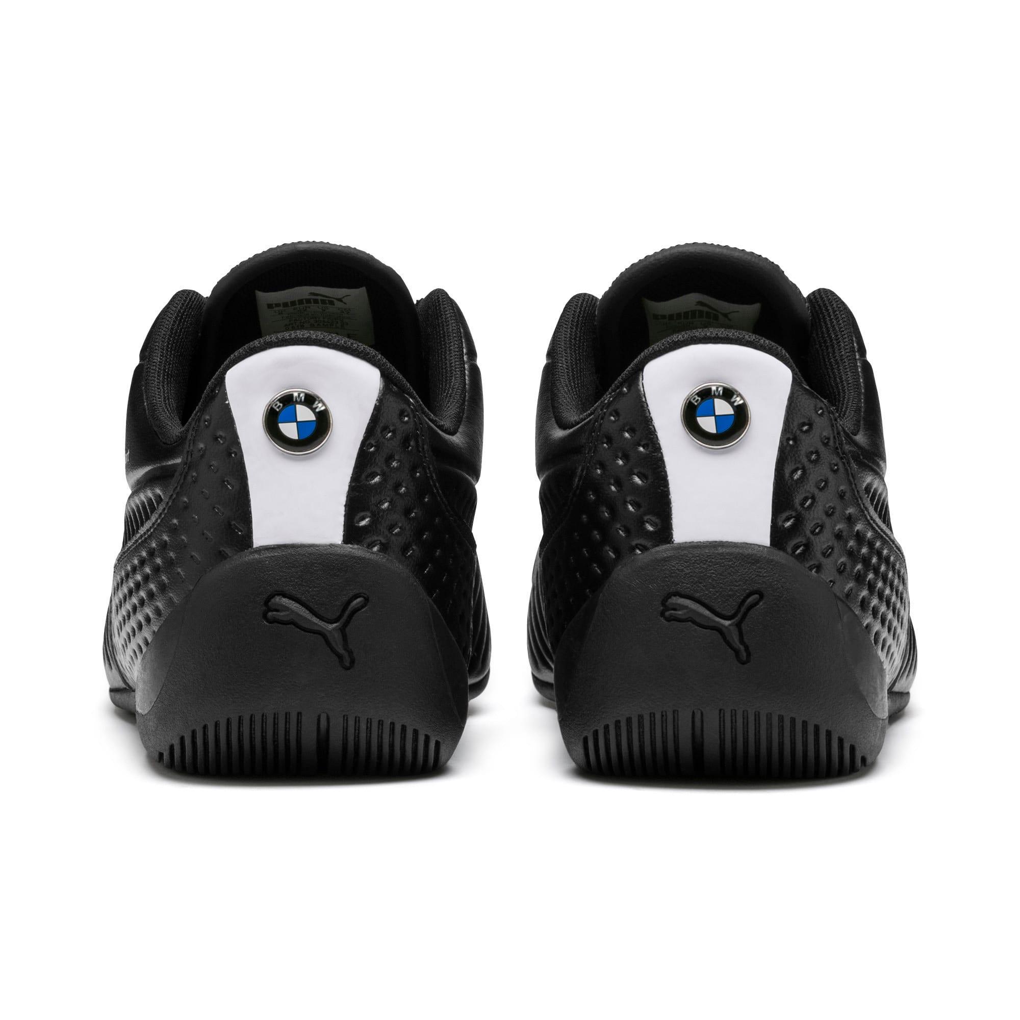 Thumbnail 4 of BMW M Motorsport Drift Cat 7S Ultra Shoes, Puma Black-Puma White, medium