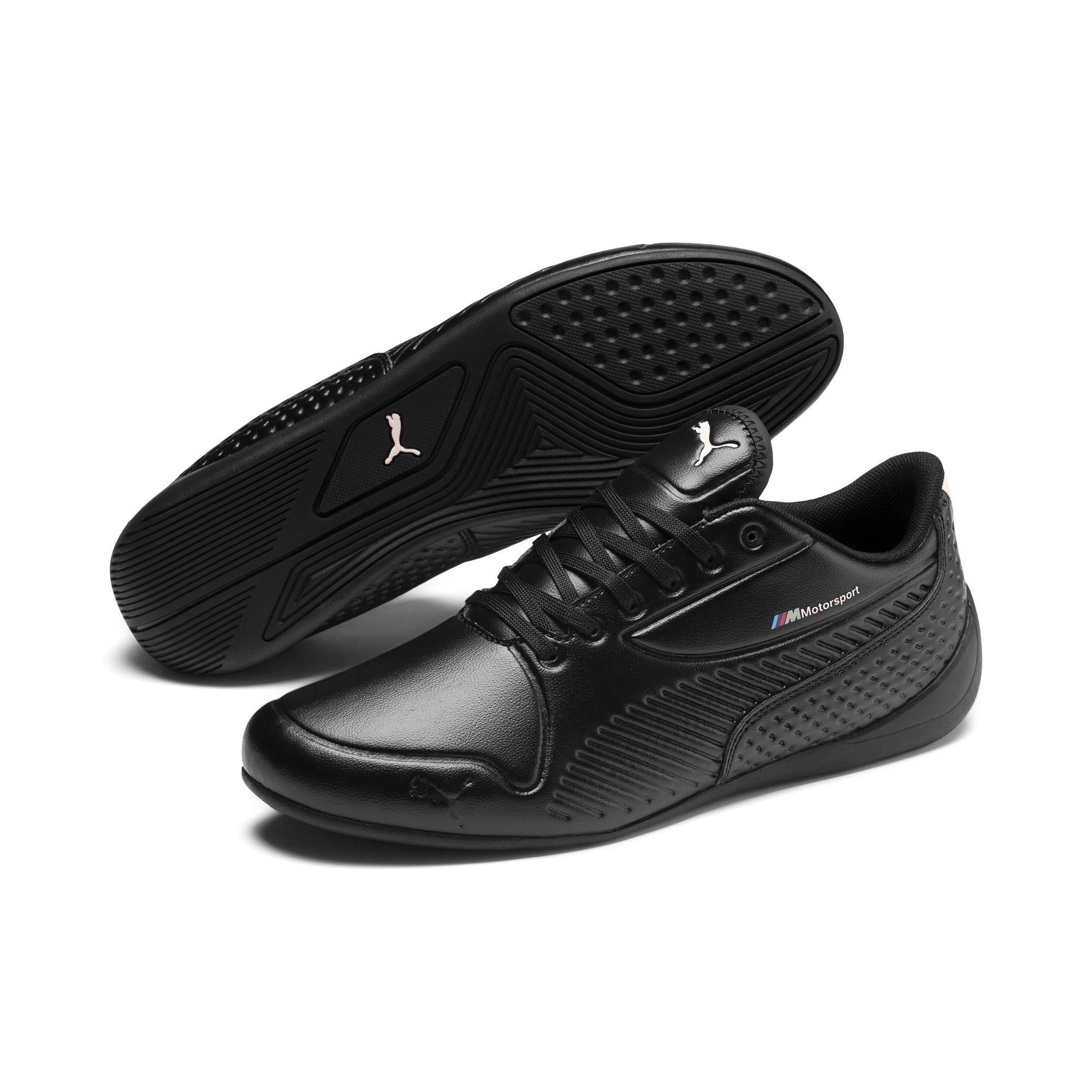 Thumbnail 3 of BMW M Motorsport Drift Cat 7S Ultra Shoes, Puma Black-Puma White, medium