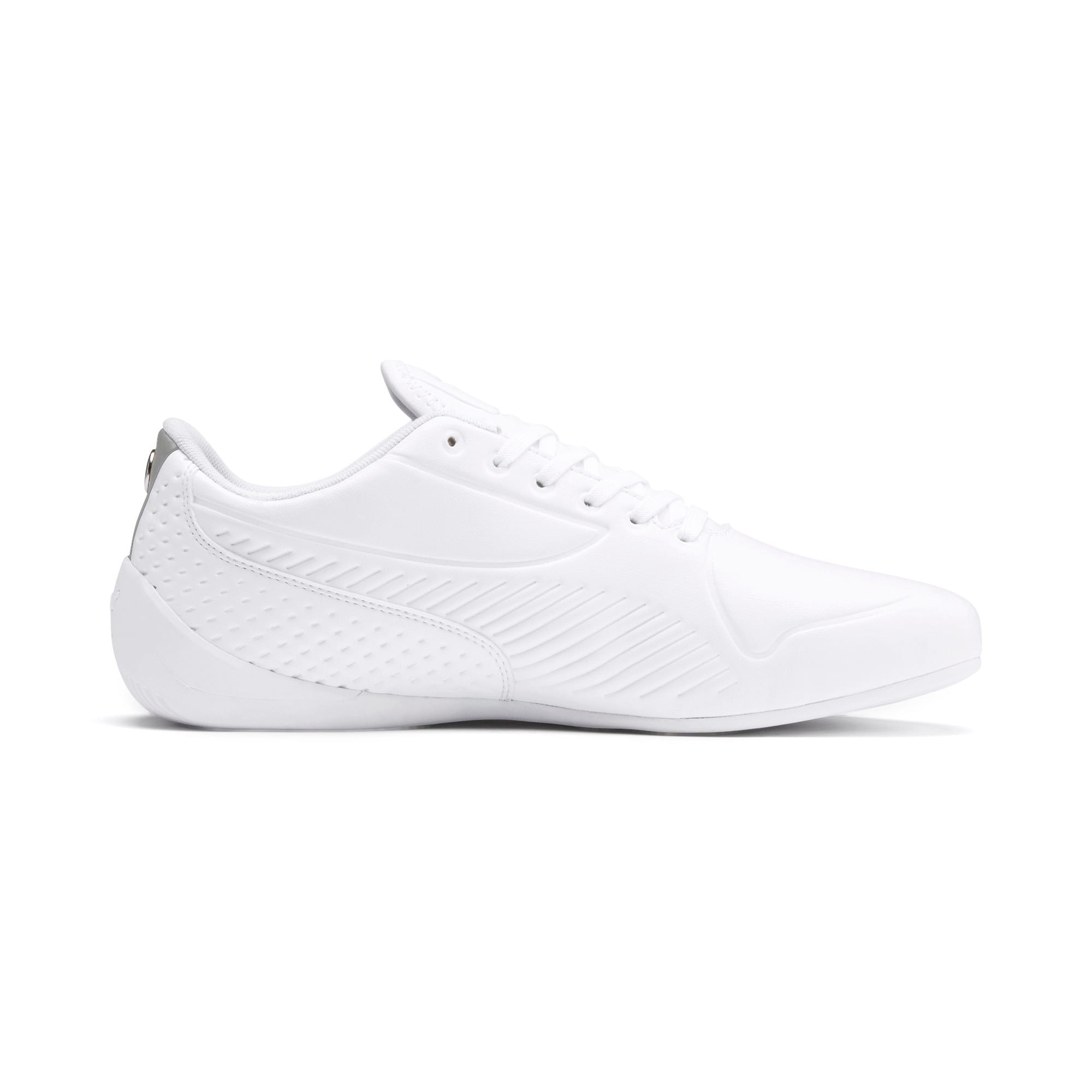 Thumbnail 6 of BMW M Motorsport Drift Cat 7S Ultra Shoes, Puma White-Puma Black, medium