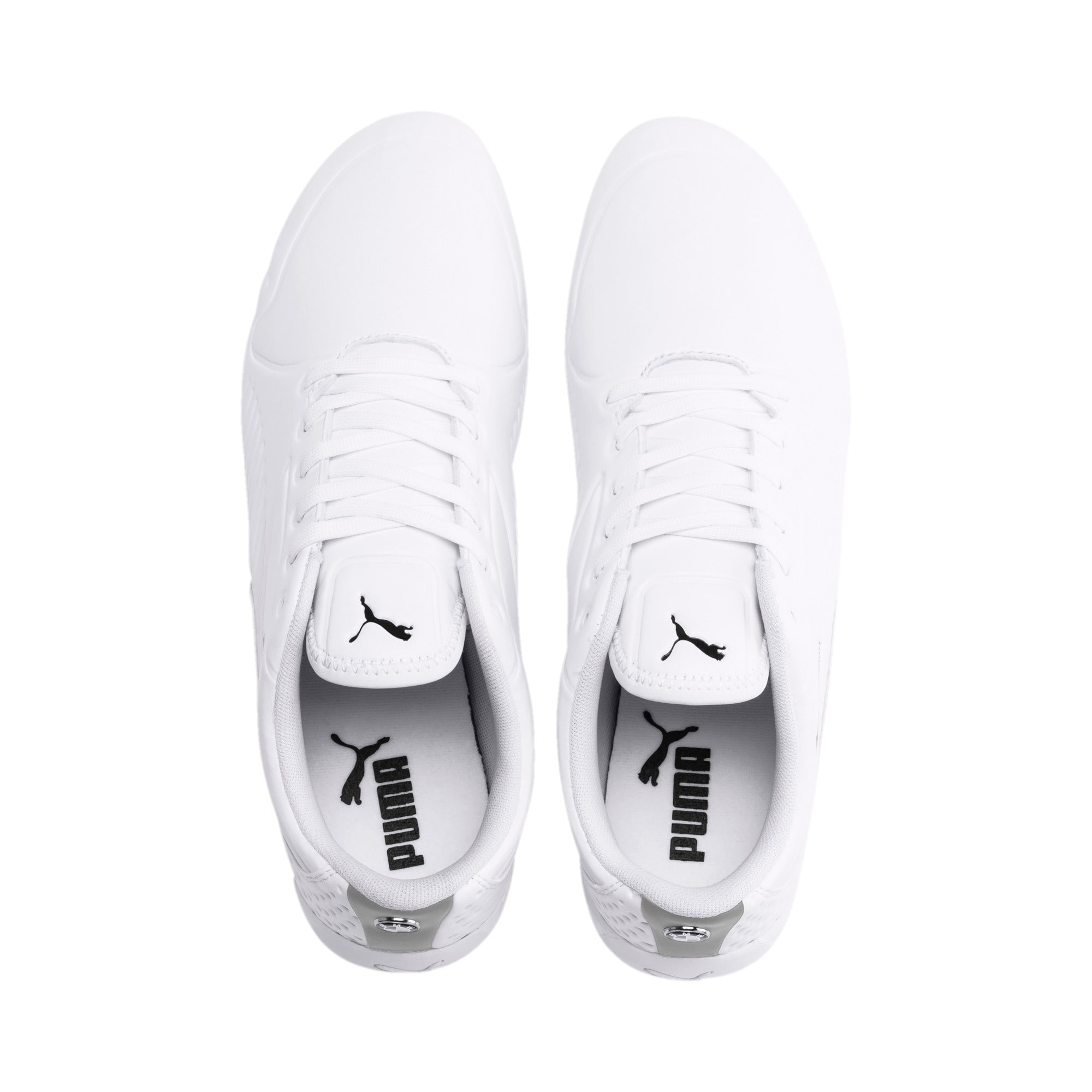 Thumbnail 7 of BMW M Motorsport Drift Cat 7S Ultra Shoes, Puma White-Puma Black, medium