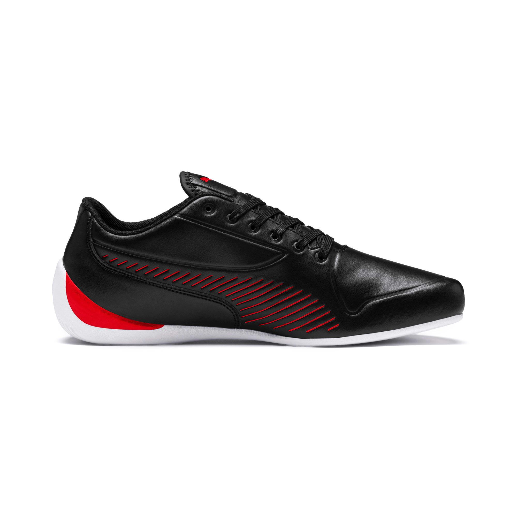 Miniatura 5 de Zapatos Scuderia Ferrari Drift Cat 7S Ultra para hombre, Puma Black-Rosso Corsa, mediano