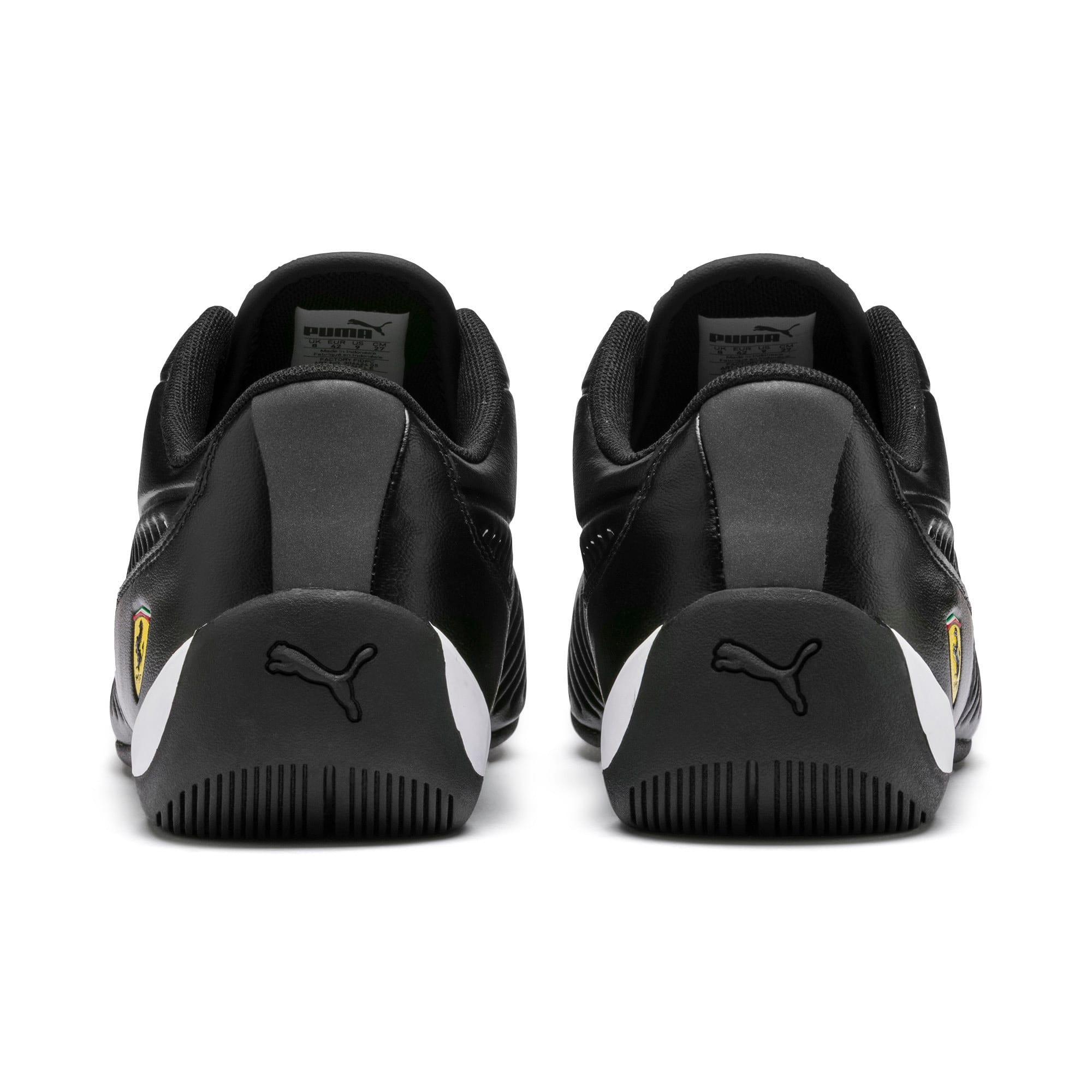Thumbnail 4 of Scuderia Ferrari Drift Cat 7S Ultra Men's Shoes, Puma Black-Puma White, medium