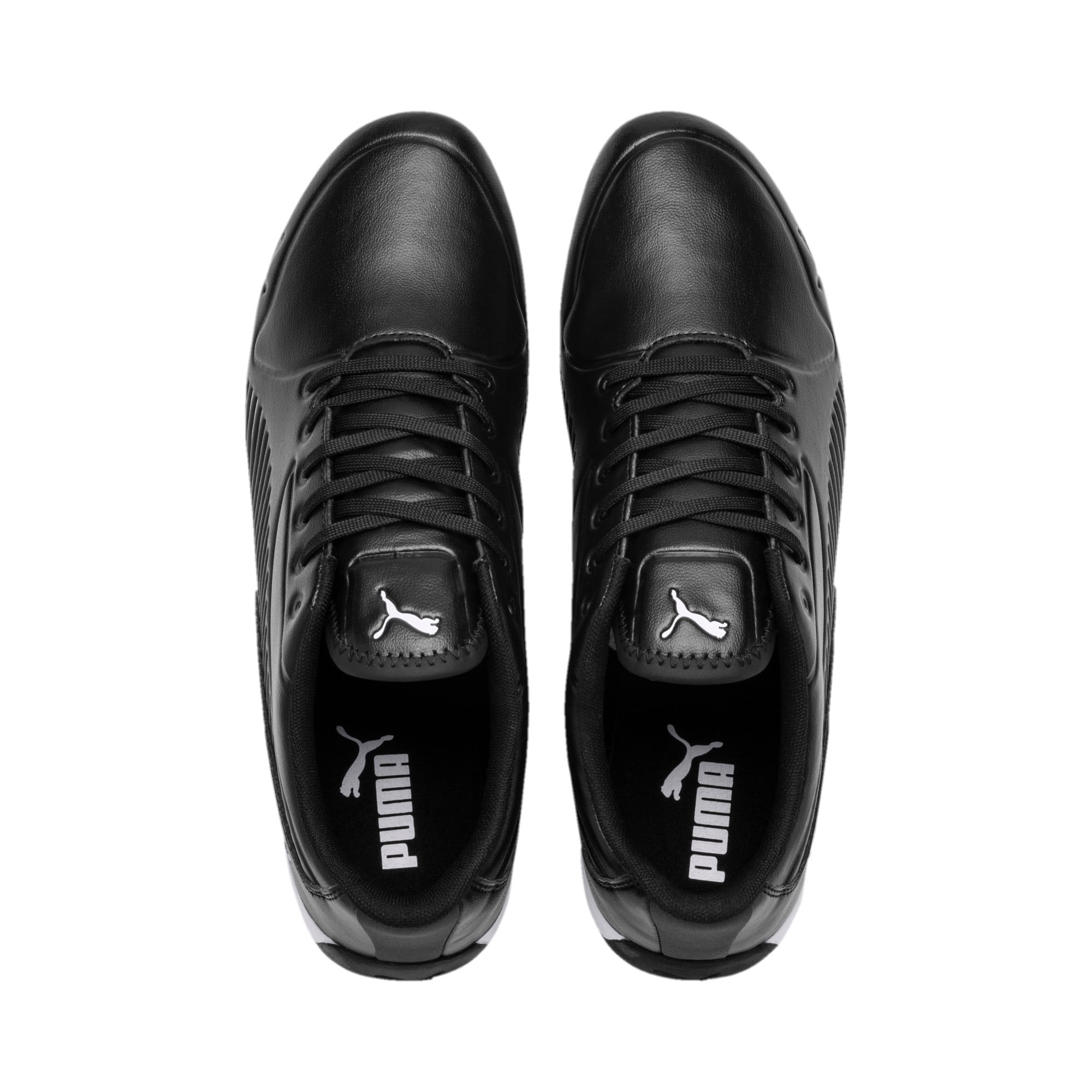 Thumbnail 7 of Scuderia Ferrari Drift Cat 7S Ultra Men's Shoes, Puma Black-Puma White, medium