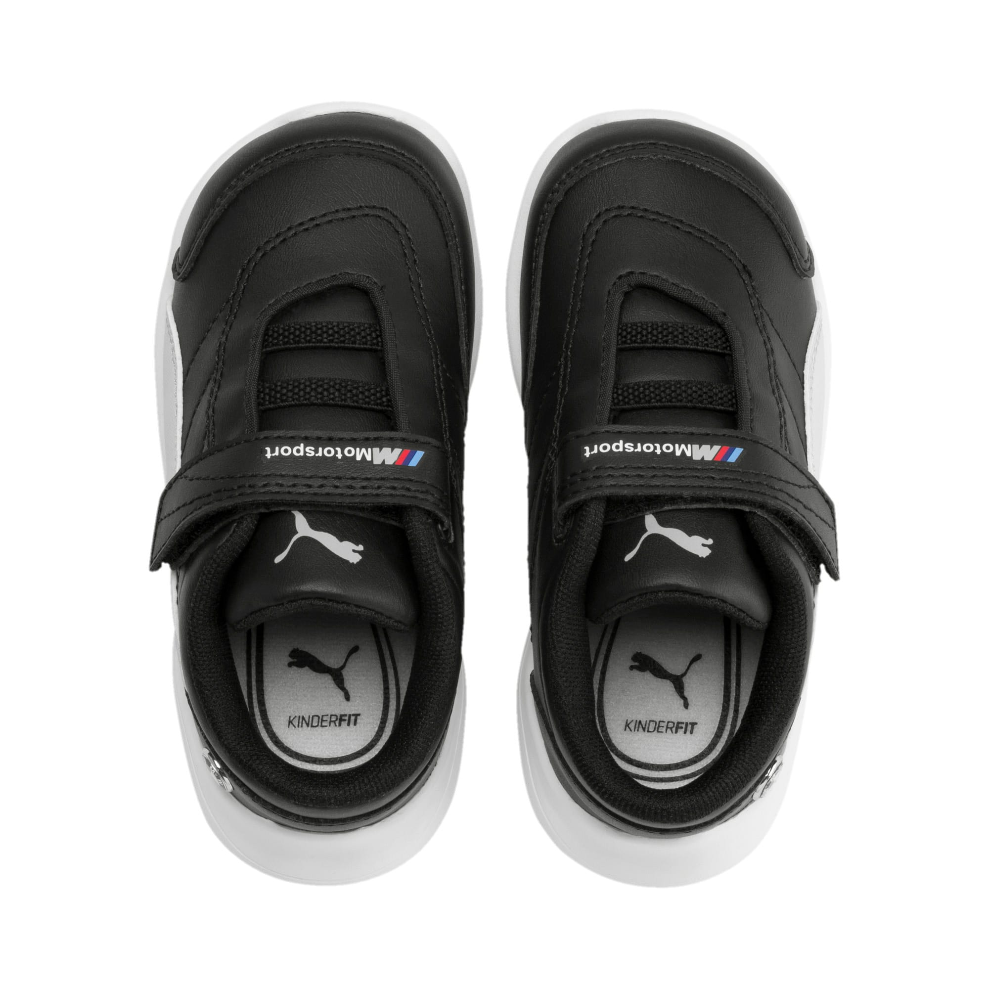 Thumbnail 6 of BMW M Motorsport Kart Cat III Toddler Shoes, Puma Black-Gray Violet, medium