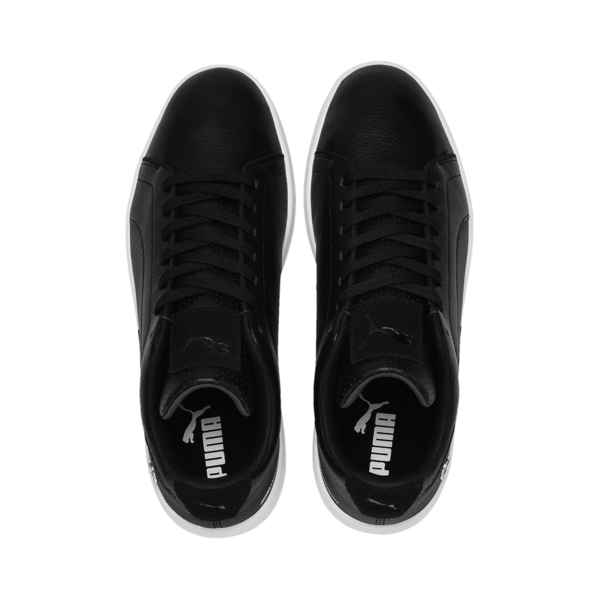 Miniatura 6 de Zapatos deportivos BMW M Motorsport Smash v2, Puma Black-Asphalt, mediano