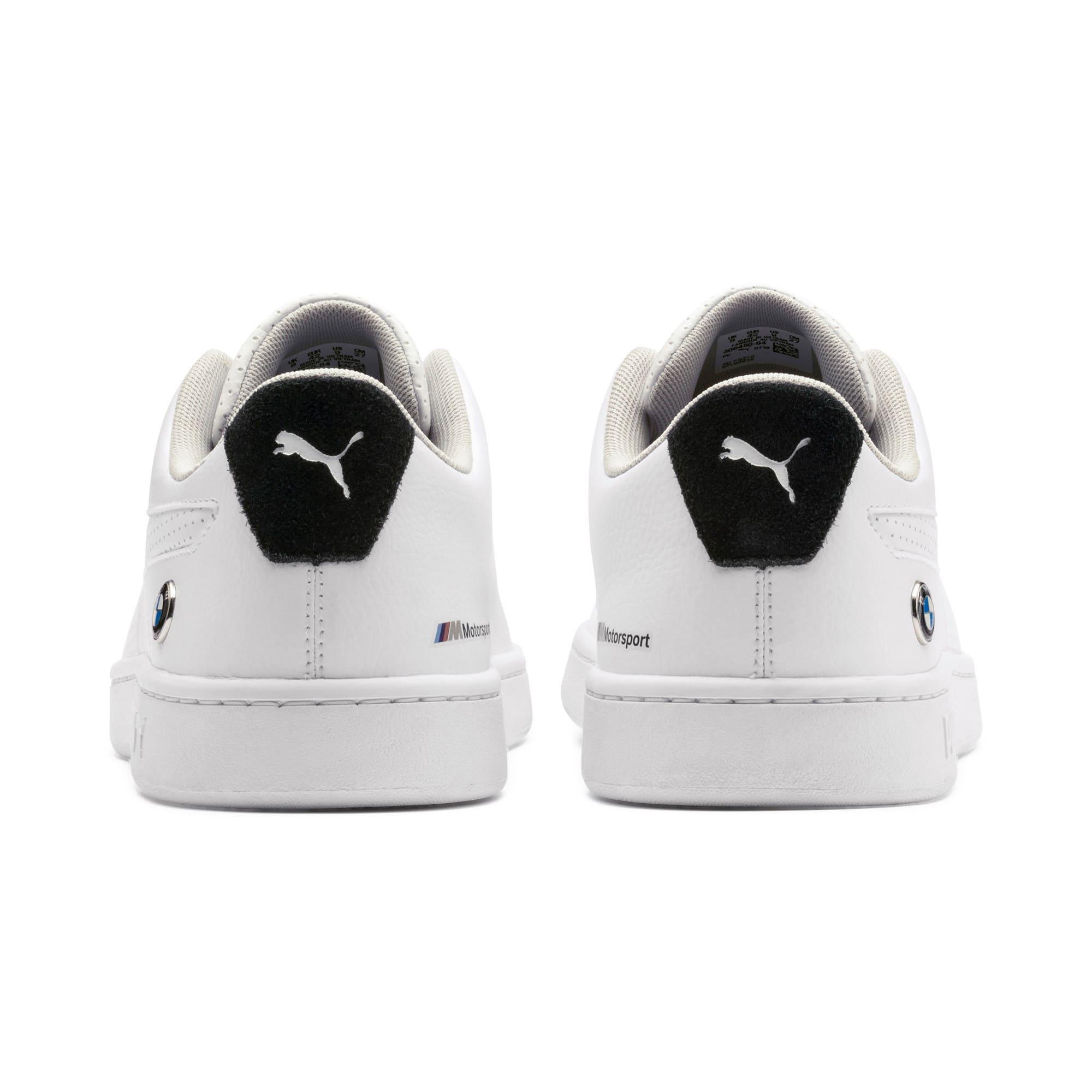 Miniatura 4 de Zapatos deportivos BMW M Motorsport Smash v2, Puma White-Puma White, mediano