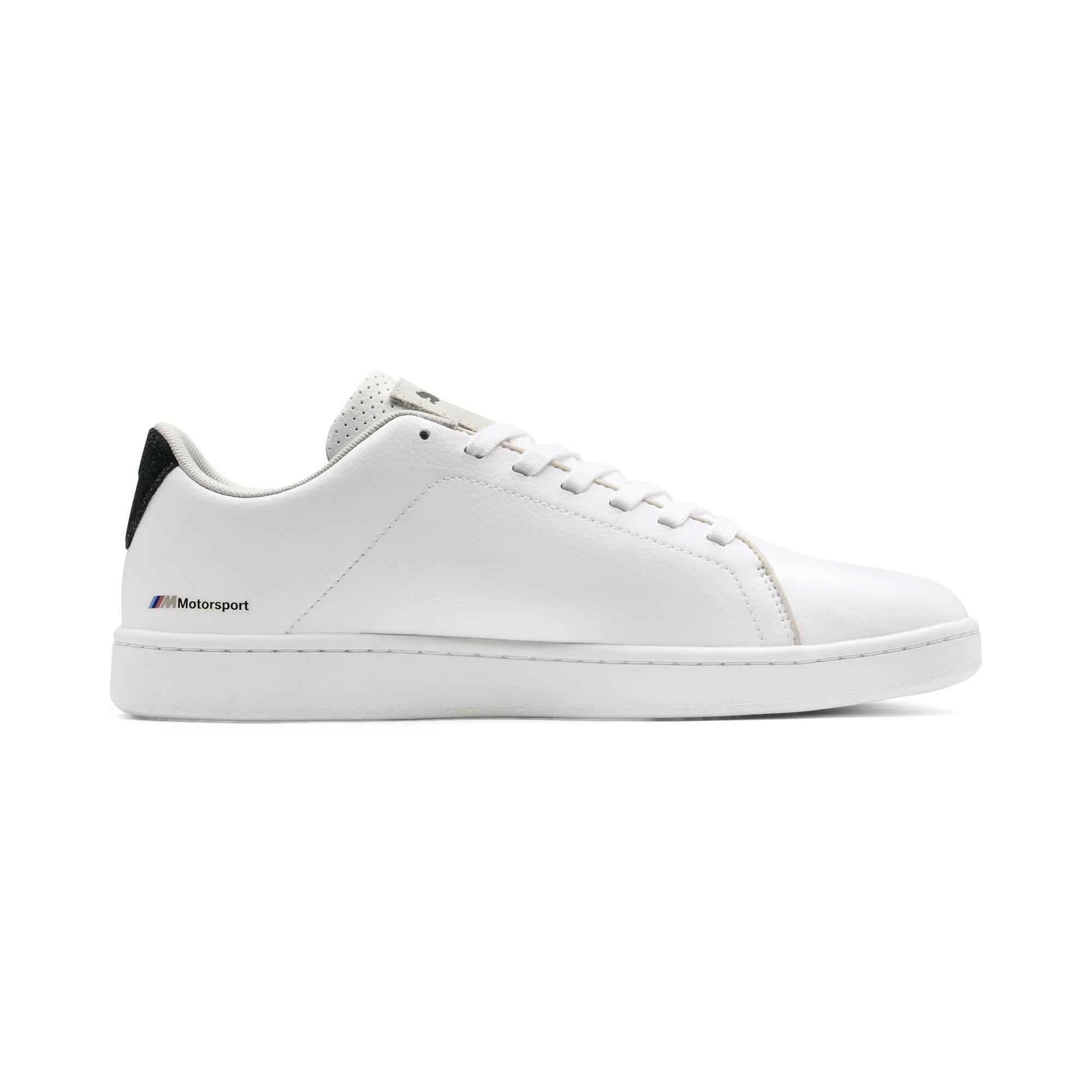 Miniatura 6 de Zapatos deportivos BMW M Motorsport Smash v2, Puma White-Puma White, mediano