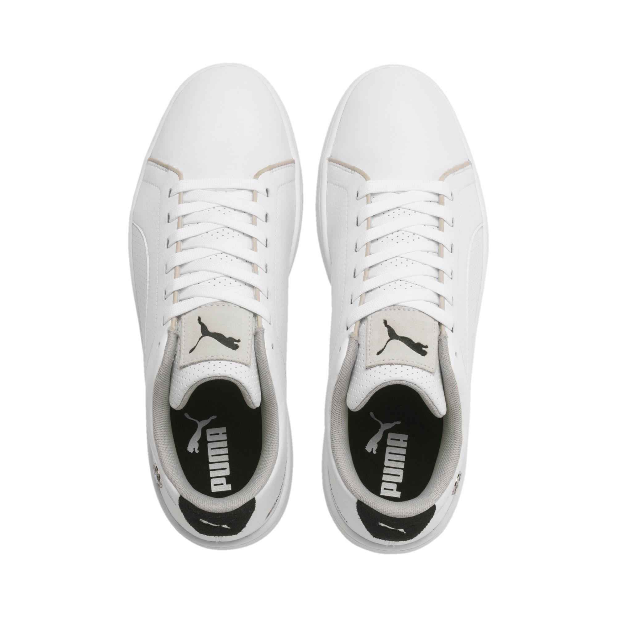 Miniatura 7 de Zapatos deportivos BMW M Motorsport Smash v2, Puma White-Puma White, mediano