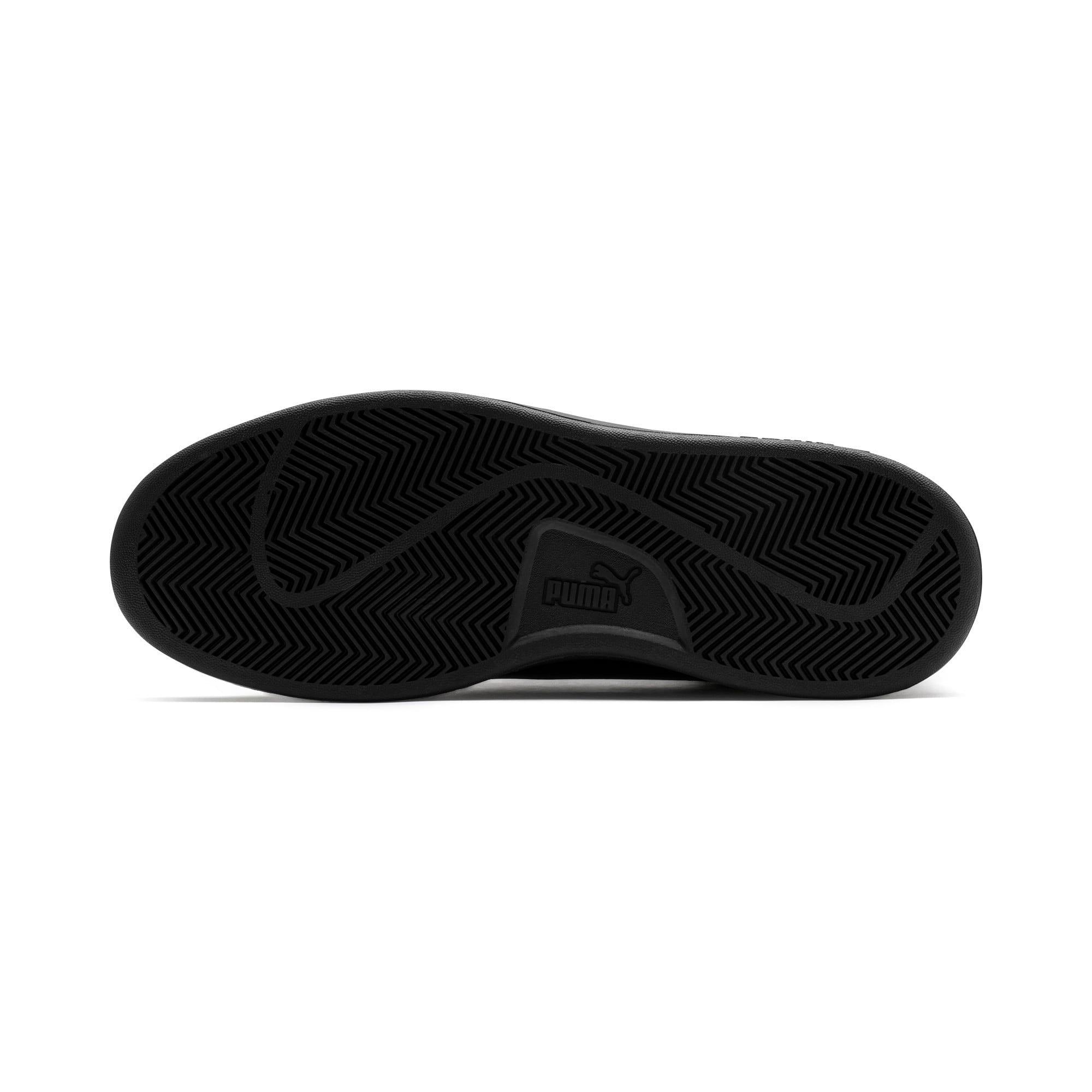 Thumbnail 5 of Mercedes AMG Petronas Smash v2 Sneakers, Black-Smkd Pearl-Spectra Grn, medium