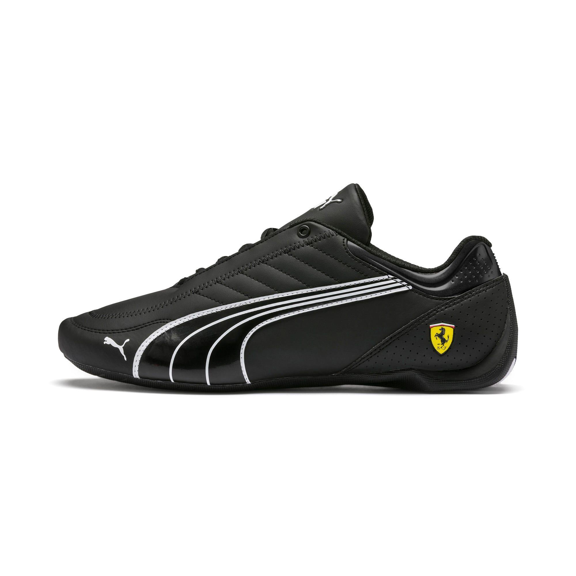 Thumbnail 1 of Scuderia Ferrari Future Kart Cat Shoes, Black-Puma White-Rosso Corsa, medium