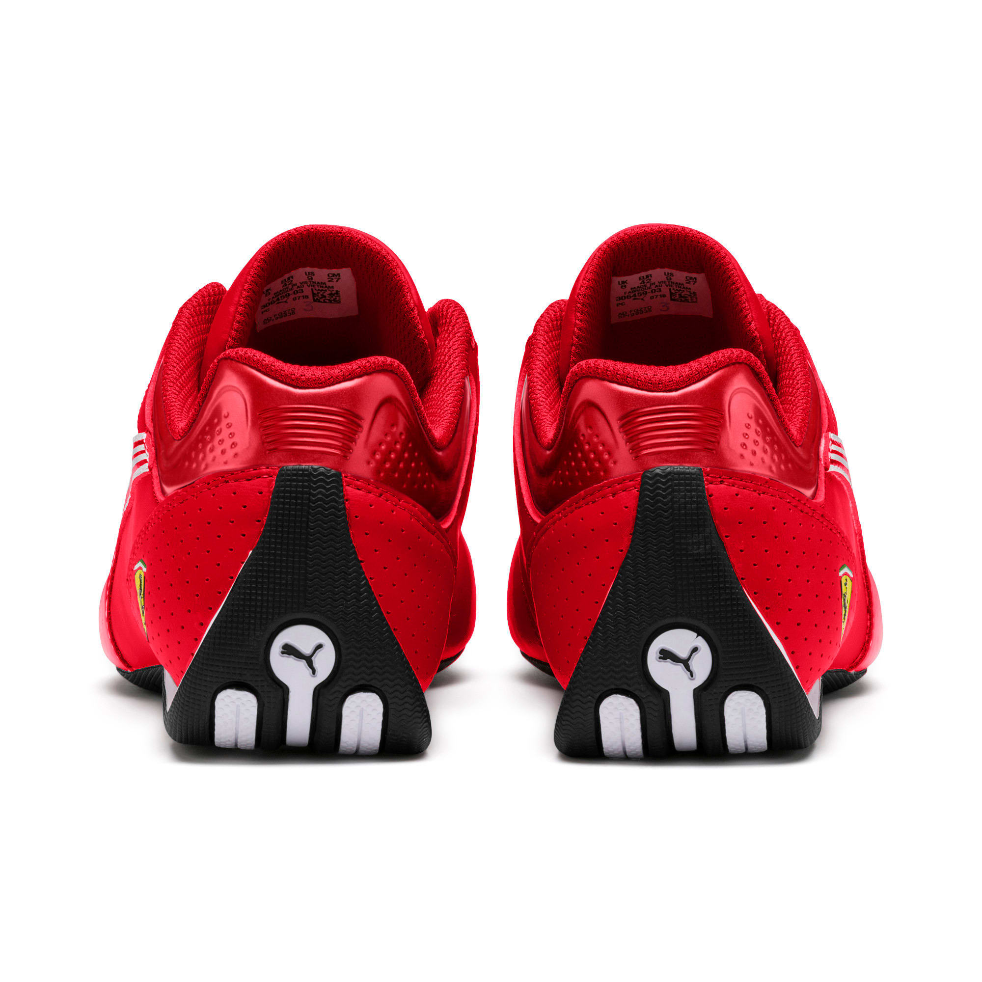 Miniatura 4 de ZapatosScuderiaFerrariFuture Kart Cat, Rosso Corsa-Puma Black, mediano