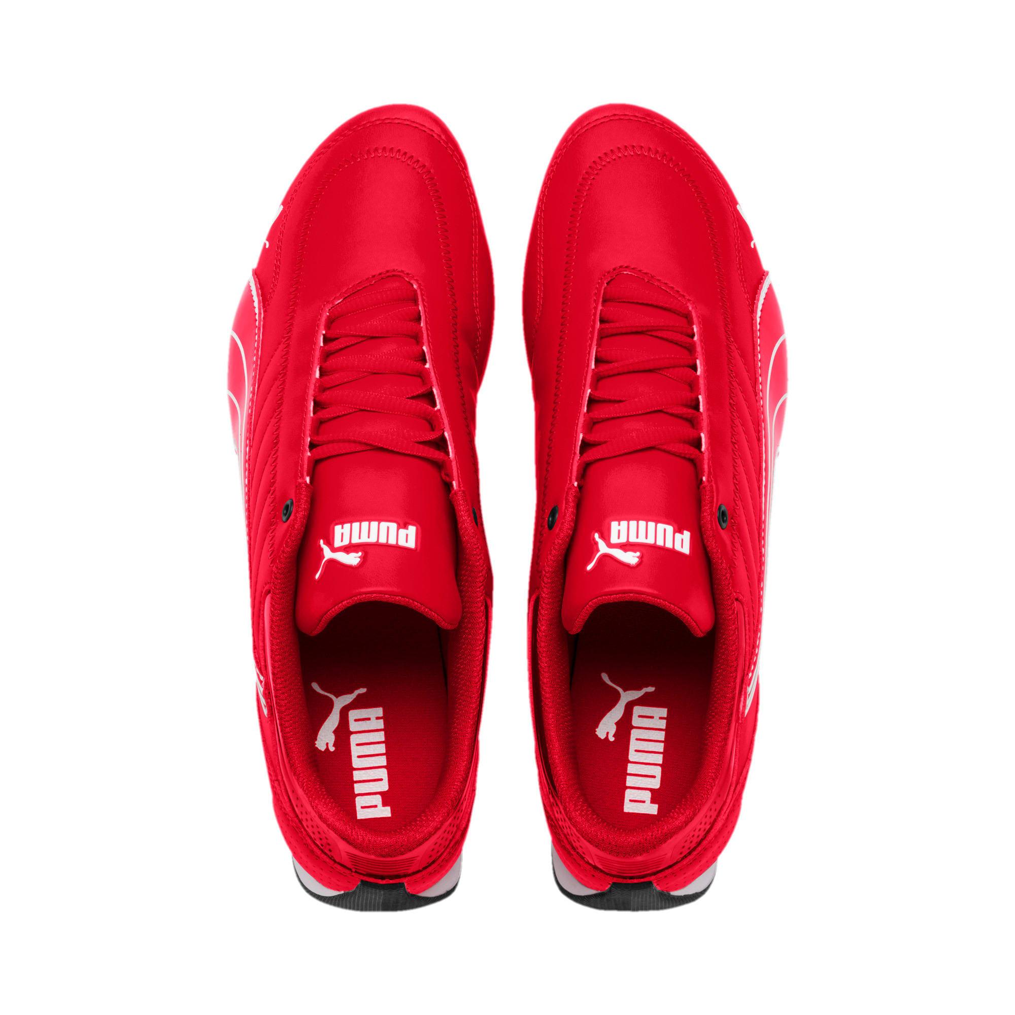 Miniatura 7 de ZapatosScuderiaFerrariFuture Kart Cat, Rosso Corsa-Puma Black, mediano