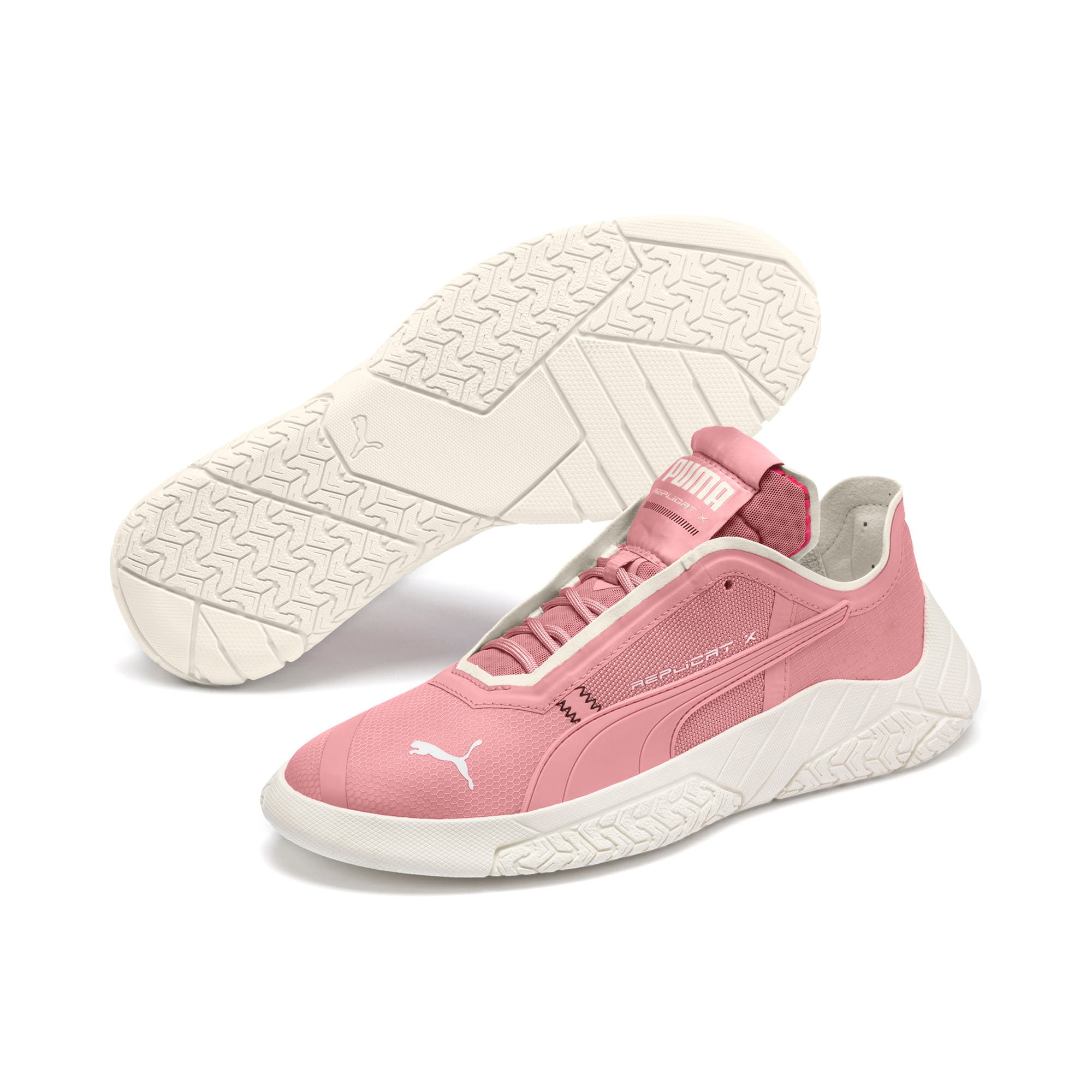 Thumbnail 2 of Replicat-X Circuit Motorsport Shoes, Bridal Rose-Whisper White, medium