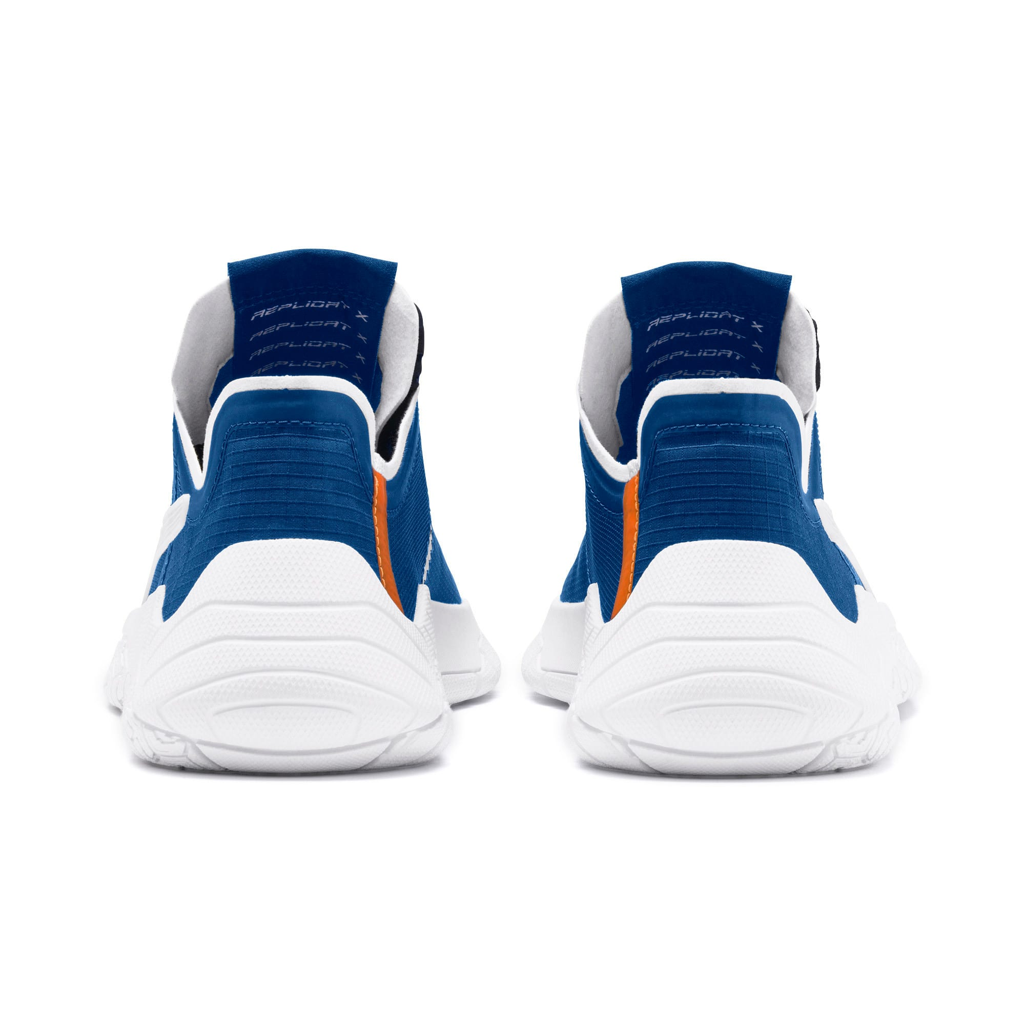 Thumbnail 3 of Basket Replicat-X Circuit, Galaxy Blue-Puma White, medium
