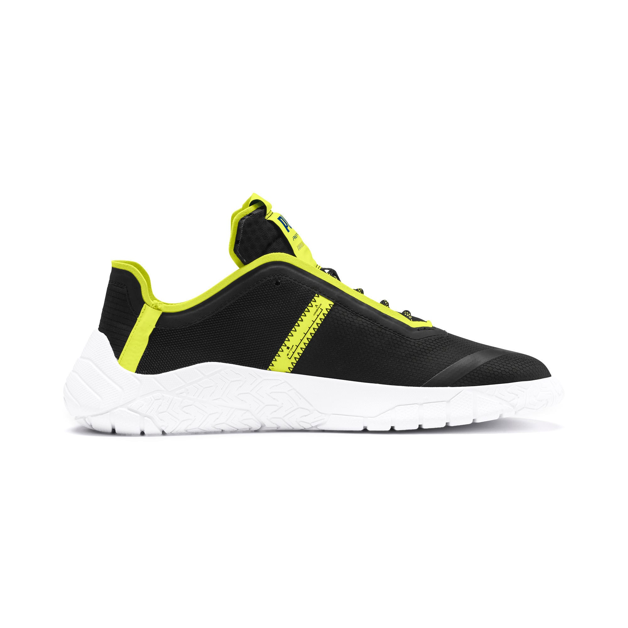 Thumbnail 5 of Replicat-X Circuit Motorsport Shoes, Black-Fizzy Yellow-White, medium
