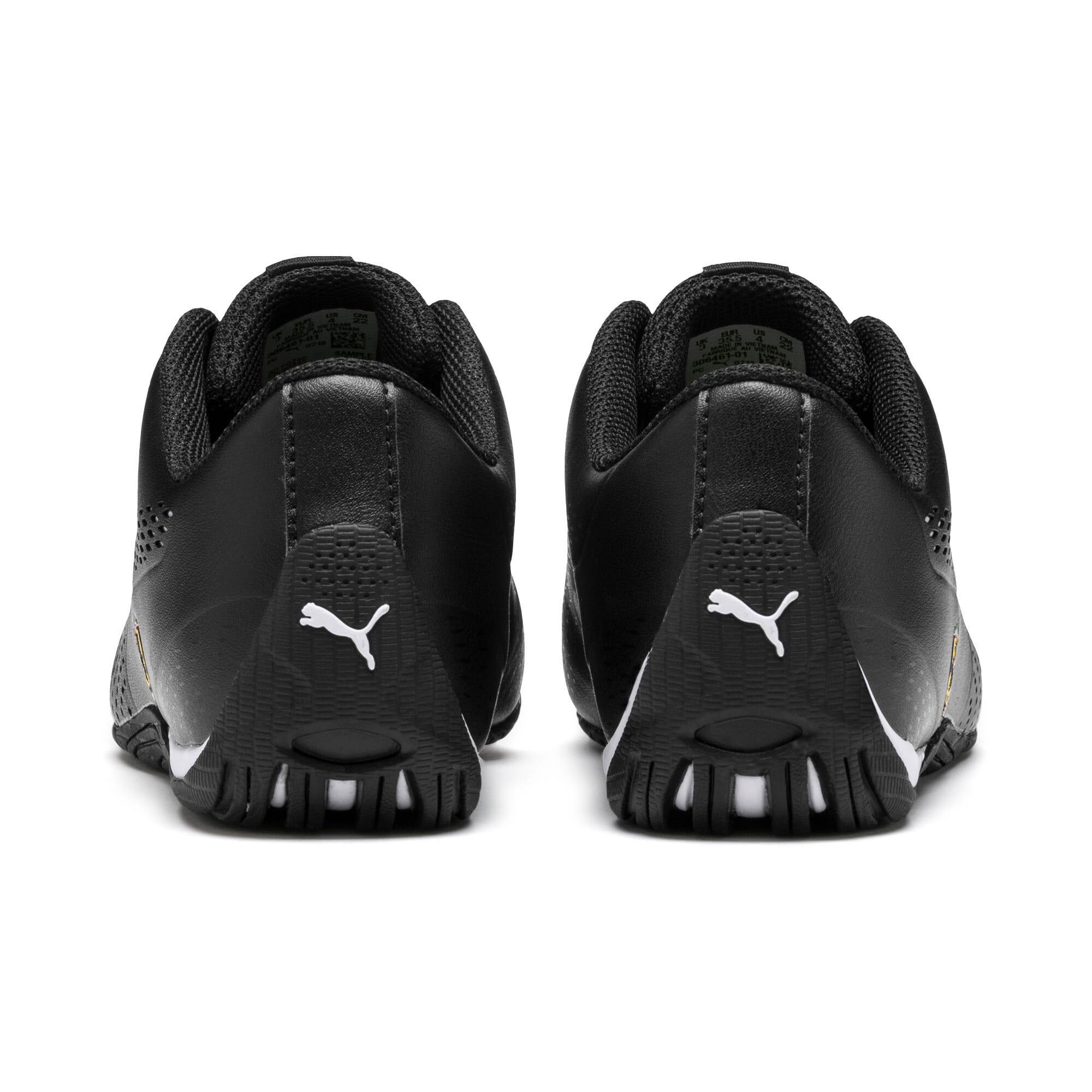 Thumbnail 3 of Scuderia Ferrari Drift Cat 5 Ultra II Shoes JR, Puma Black-Puma White, medium