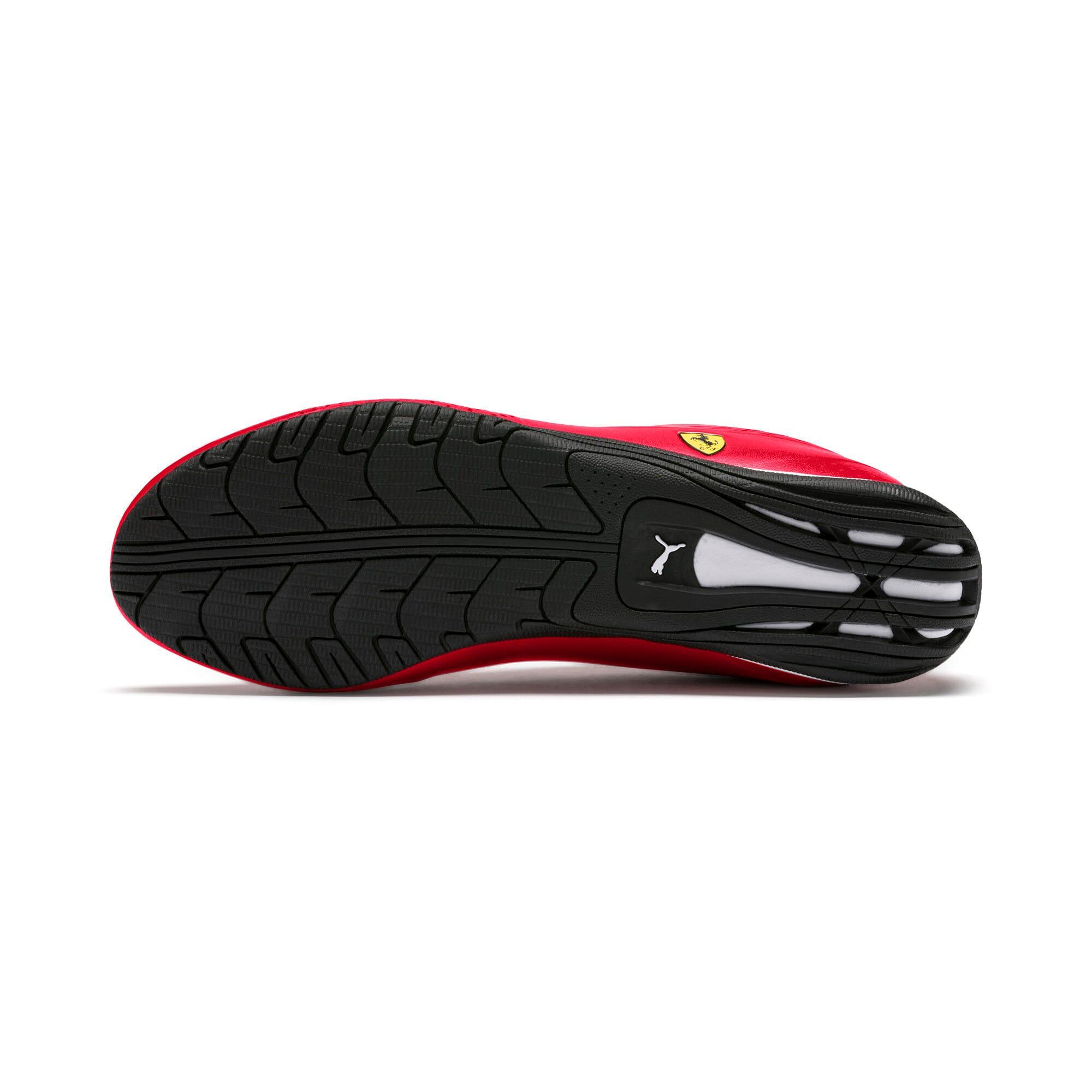 Thumbnail 4 of Scuderia Ferrari Drift Cat 5 Ultra II Shoes JR, Rosso Corsa-Puma White, medium