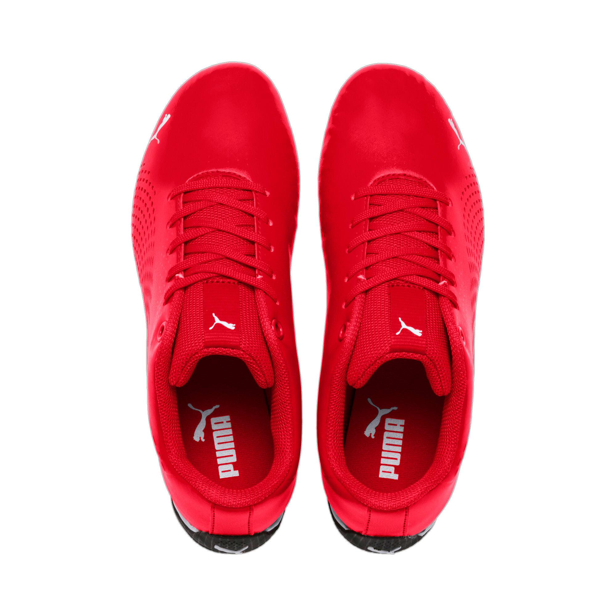 Thumbnail 6 of Scuderia Ferrari Drift Cat 5 Ultra II Shoes JR, Rosso Corsa-Puma White, medium