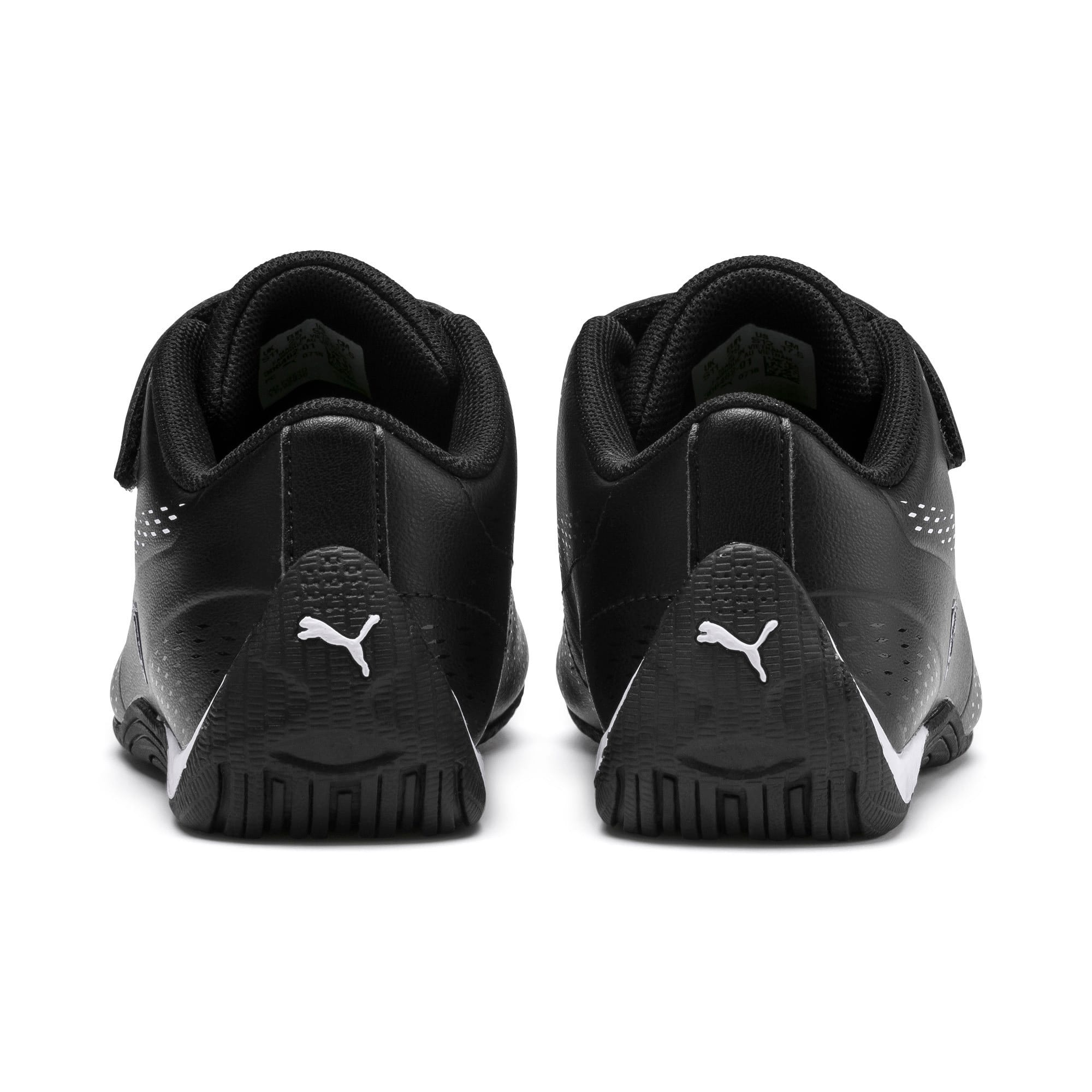 Thumbnail 3 of Ferrari Drift Cat 5 Ultra II V Kids' Trainers, Puma Black-Puma White, medium