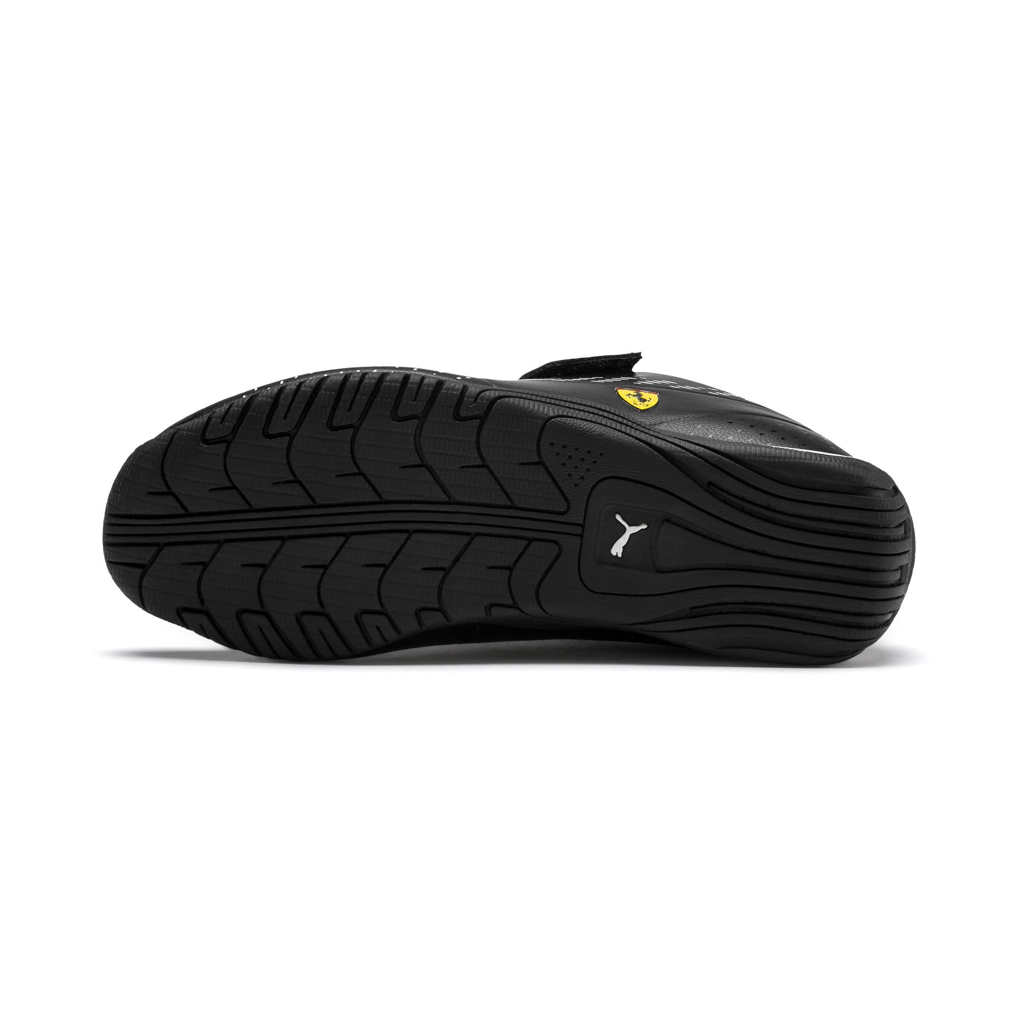 Thumbnail 4 of Ferrari Drift Cat 5 Ultra II V Kids' Trainers, Puma Black-Puma White, medium