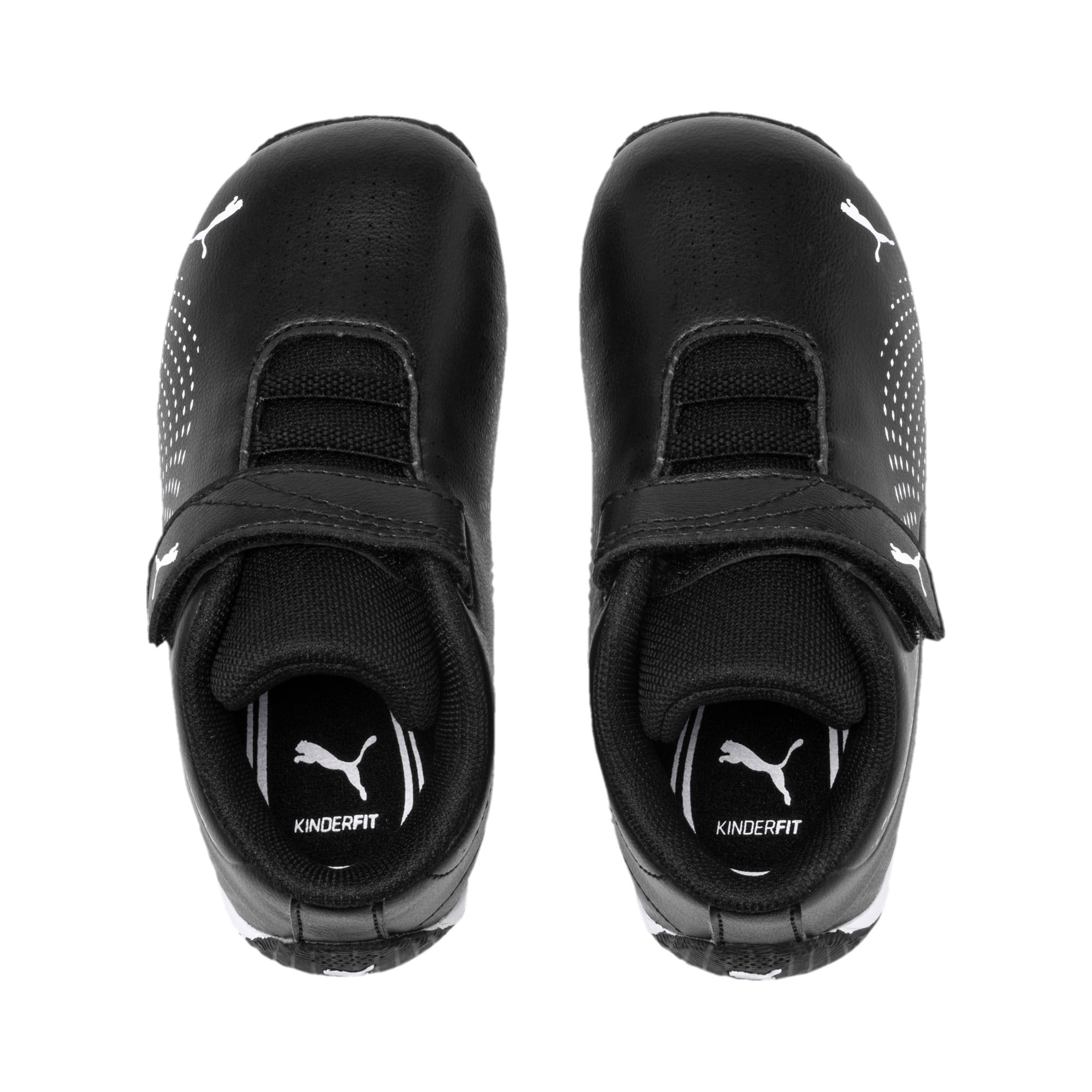 Thumbnail 6 of Scuderia Ferrari Drift Cat 5 Ultra II Toddler Shoes, Puma Black-Puma White, medium