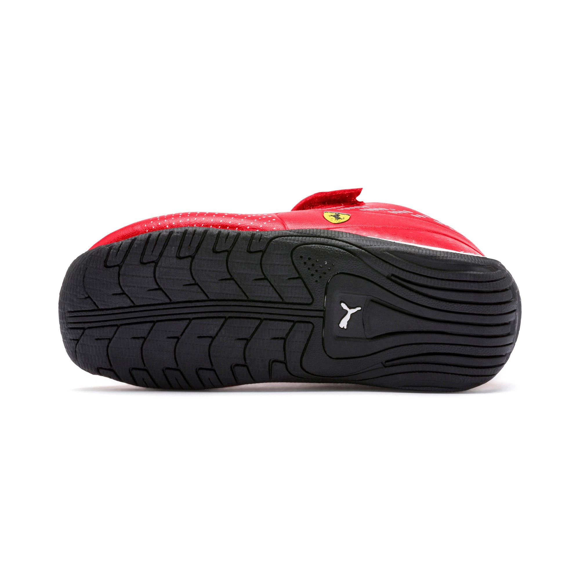 Thumbnail 3 of Scuderia Ferrari Drift Cat 5 Ultra II Toddler Shoes, Rosso Corsa-Puma White, medium
