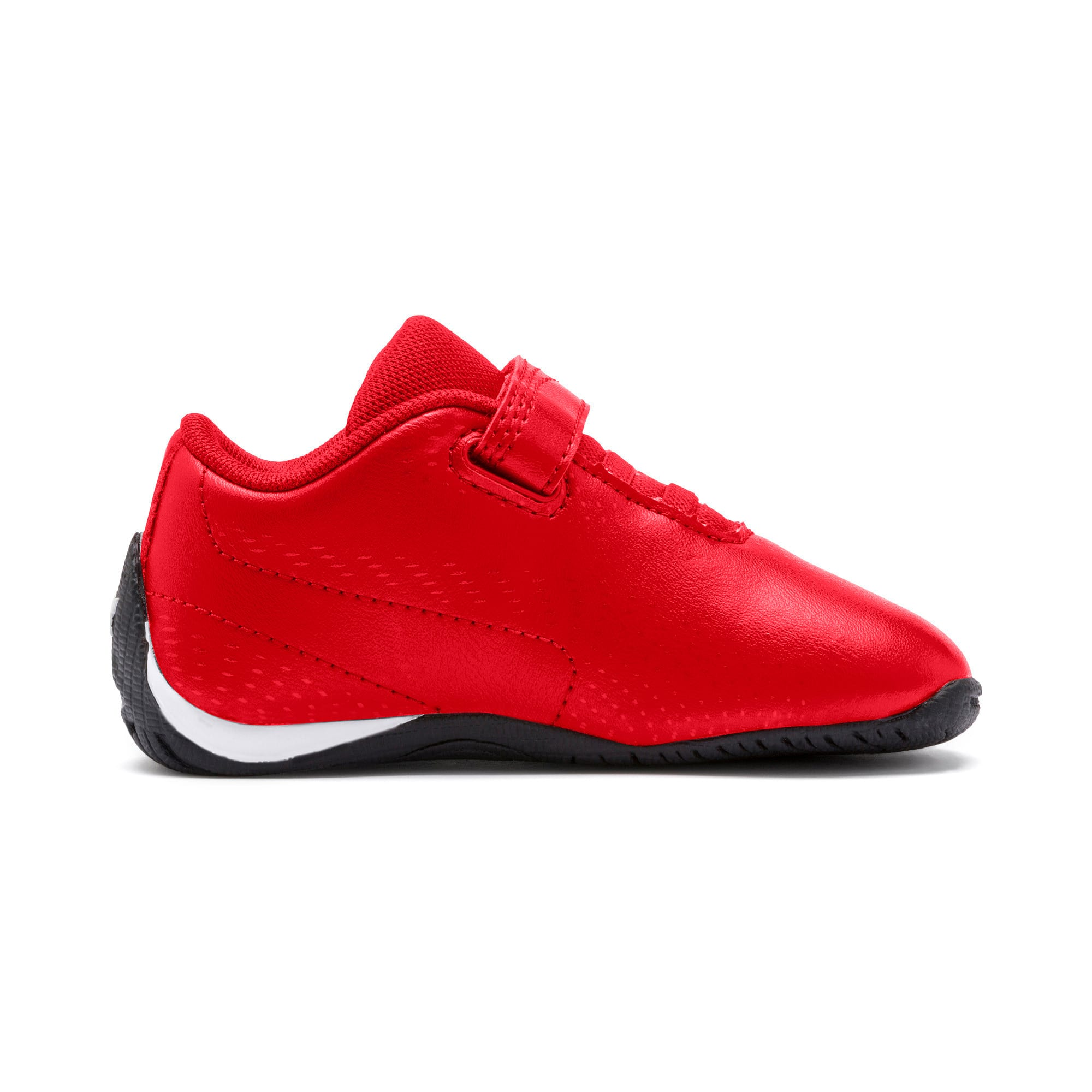 Thumbnail 5 of Scuderia Ferrari Drift Cat 5 Ultra II Toddler Shoes, Rosso Corsa-Puma White, medium