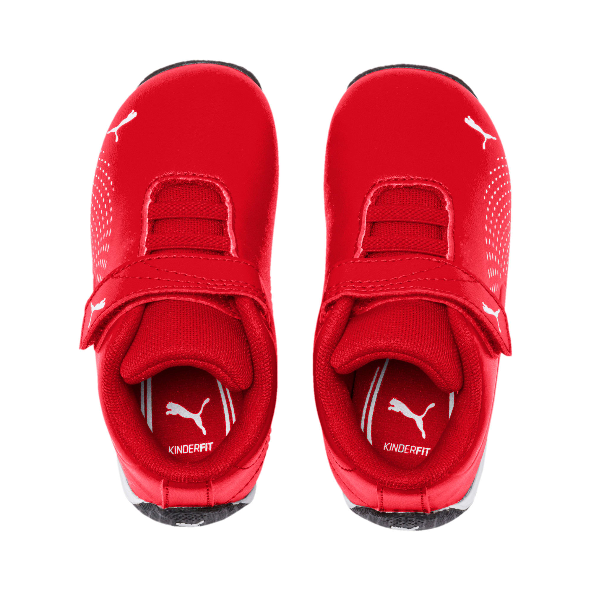 Thumbnail 6 of Scuderia Ferrari Drift Cat 5 Ultra II Toddler Shoes, Rosso Corsa-Puma White, medium