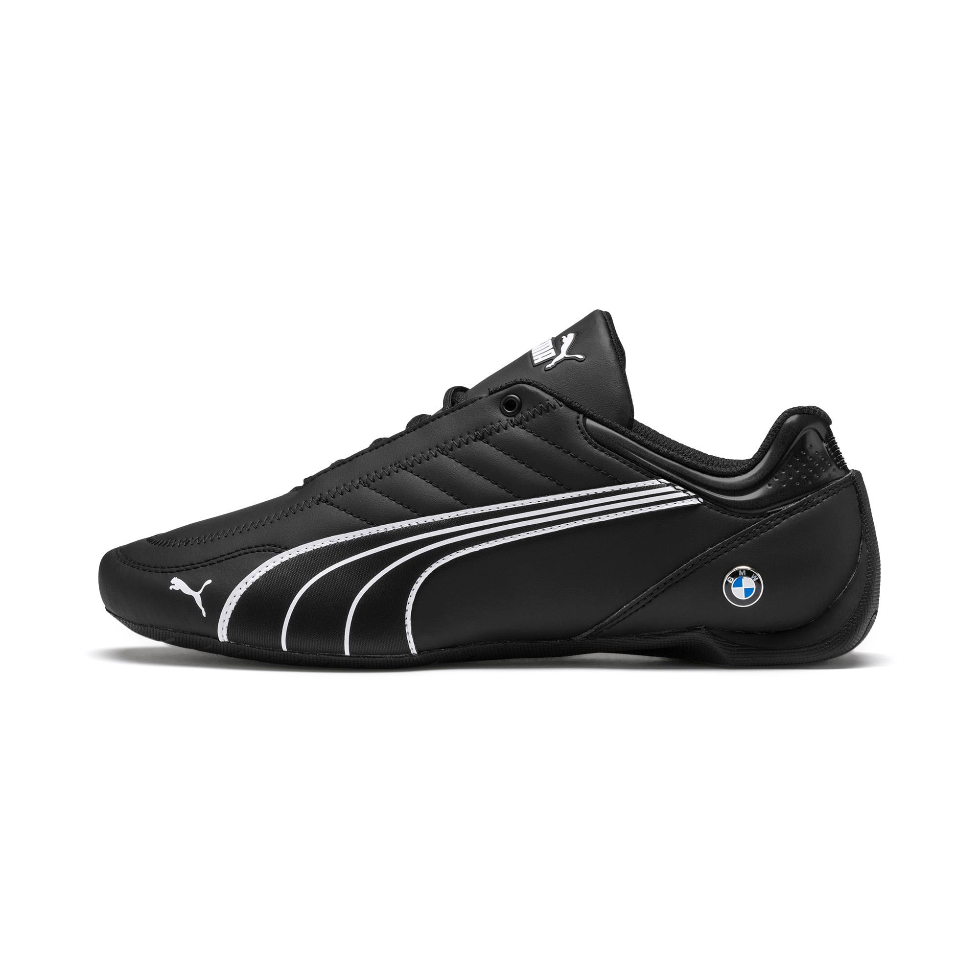 Thumbnail 1 of BMW M Motorsport Future Kart Cat Shoes, Puma Black-Puma White, medium
