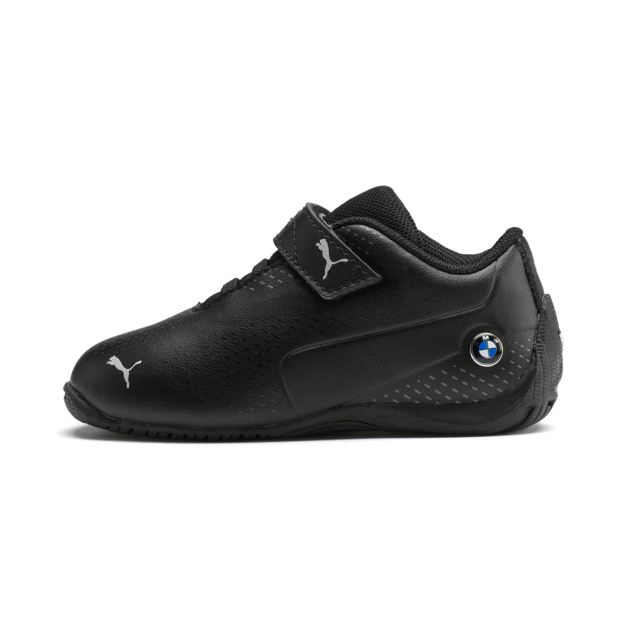Thumbnail 1 of BMW M Motorsport Drift Cat 5 Ultra II Toddler Shoes, Puma Black-Puma Black, medium
