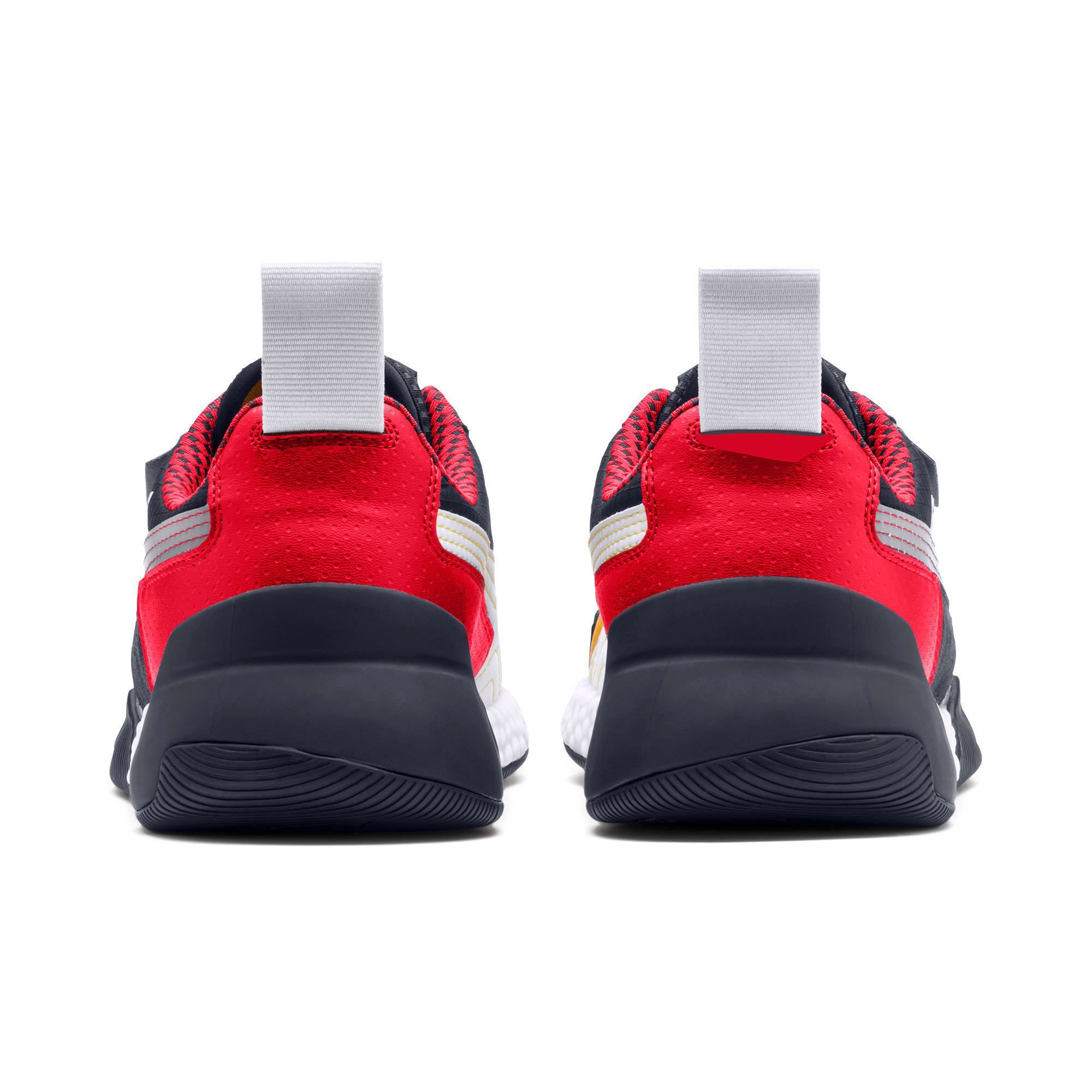 Thumbnail 5 of Red Bull Racing Speed HYBRID Men's Trainers, NIGHT SKY-White-Chinese Red, medium-IND