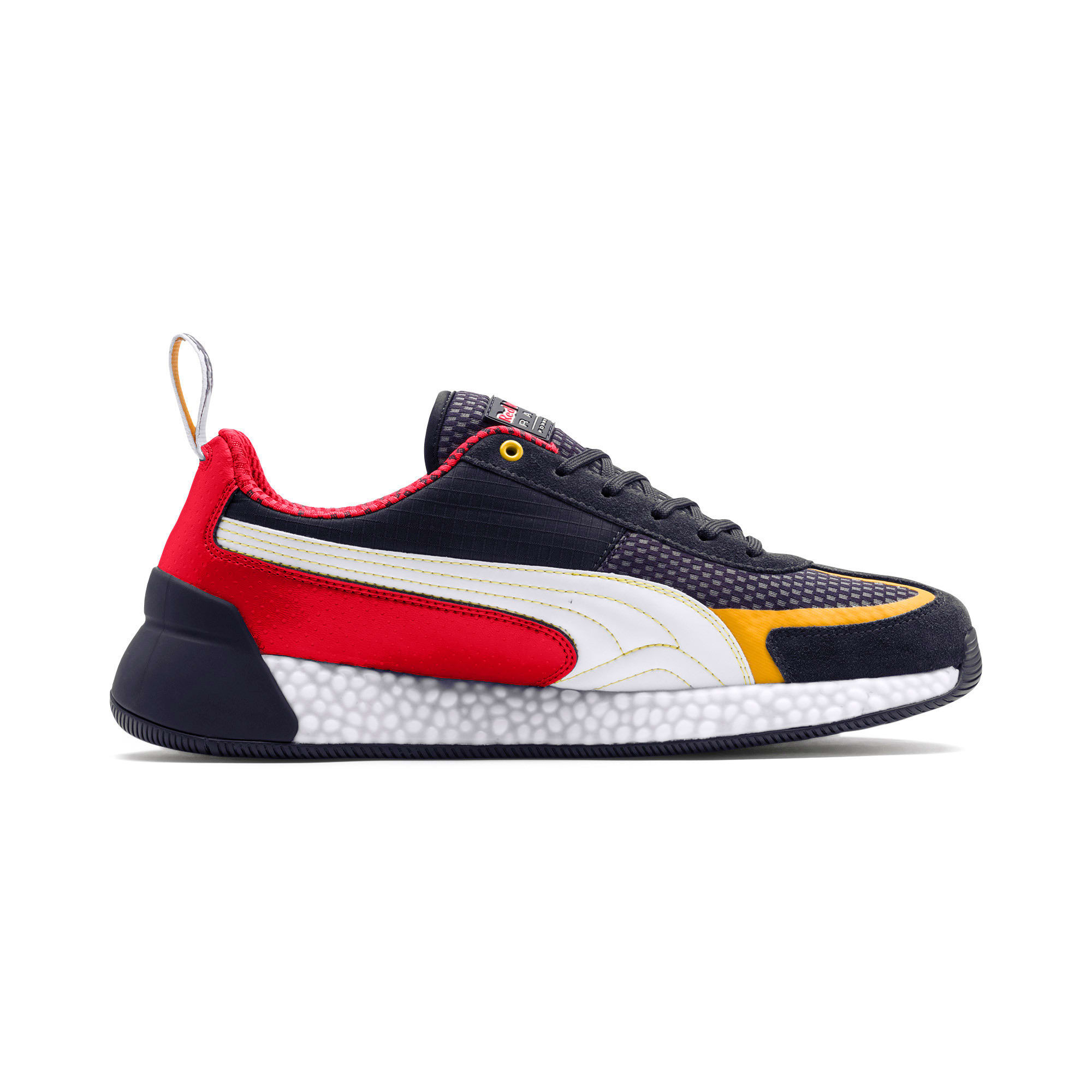 Thumbnail 7 of Red Bull Racing Speed HYBRID Men's Trainers, NIGHT SKY-White-Chinese Red, medium-IND
