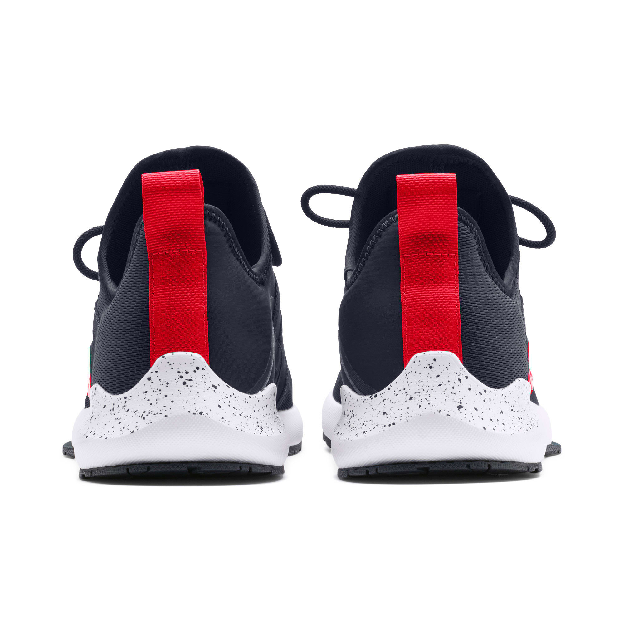 Thumbnail 4 of Red Bull Racing Evo Cat II IGNITE Trainers, NIGHT SKY-Chinese Red-White, medium