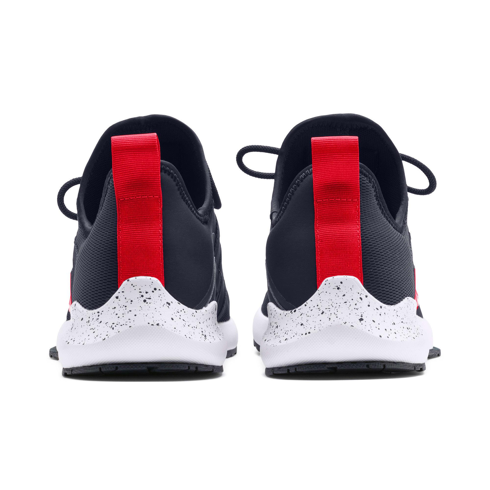 Thumbnail 4 of Red Bull Racing Evo Cat II IGNITE Sneaker, NIGHT SKY-Chinese Red-White, medium