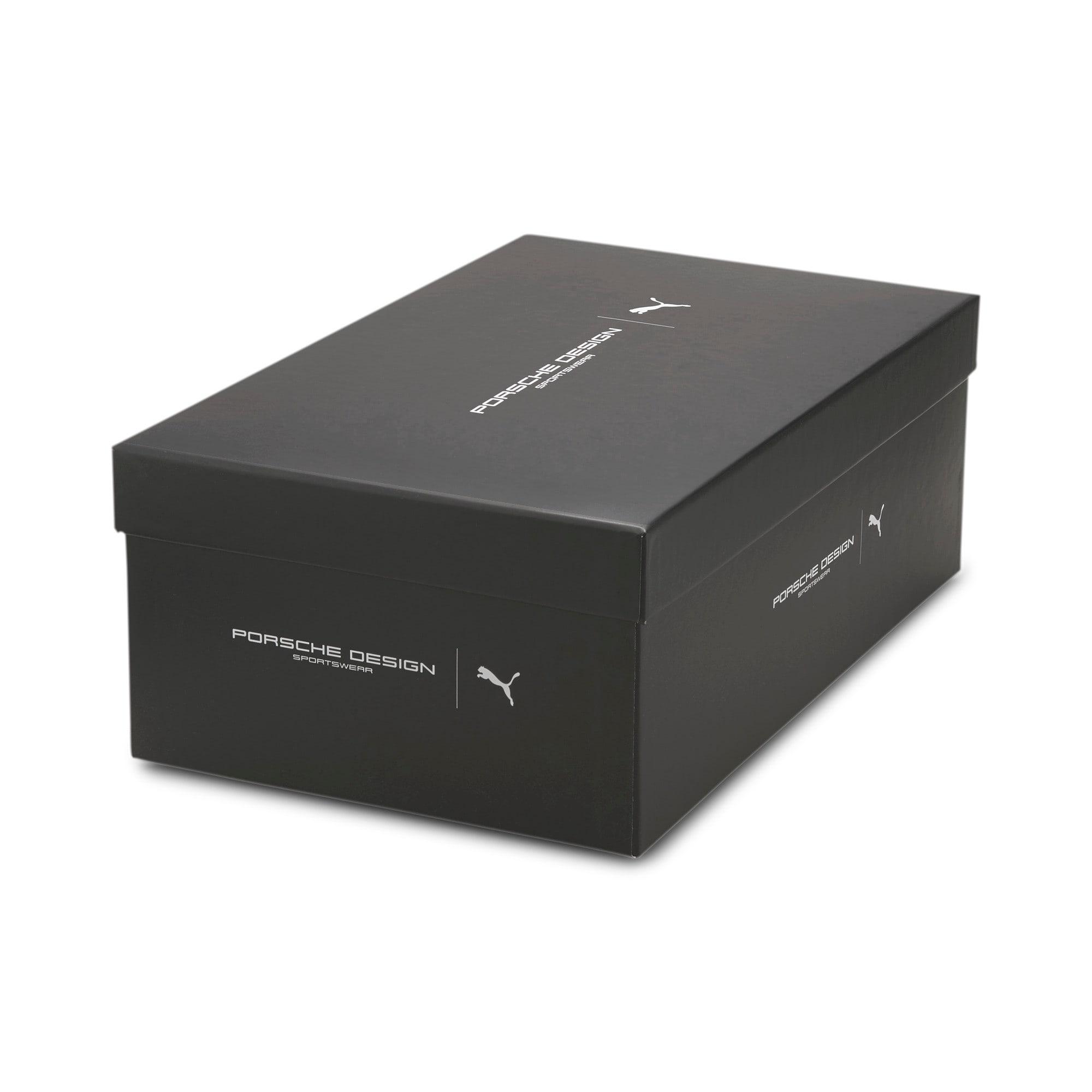 Anteprima 9 di Porsche Design Evo Cat II Men's Trainers, JetBlack-JetBlack-WhisperWht, medio