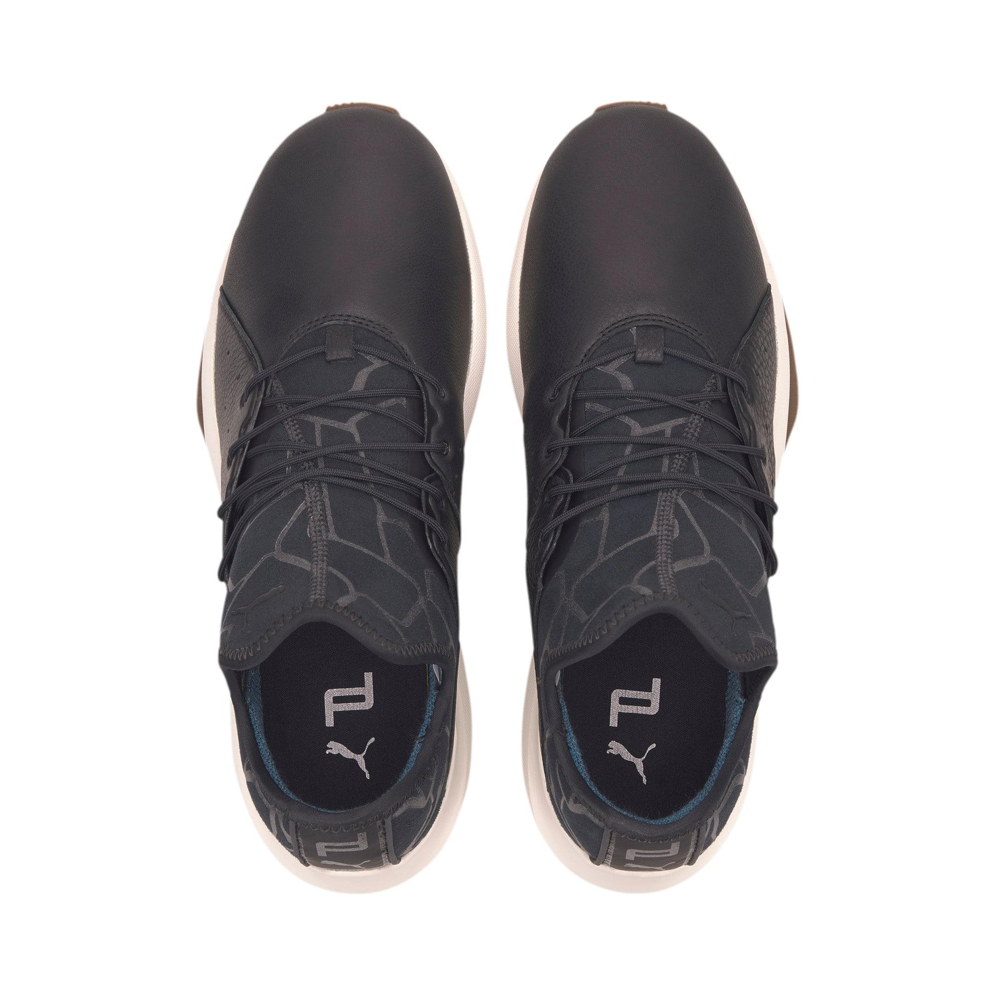 Imagen en miniatura 7 de Zapatillas de hombre Porsche Design Evo Cat II, JetBlack-JetBlack-WhisperWht, mediana