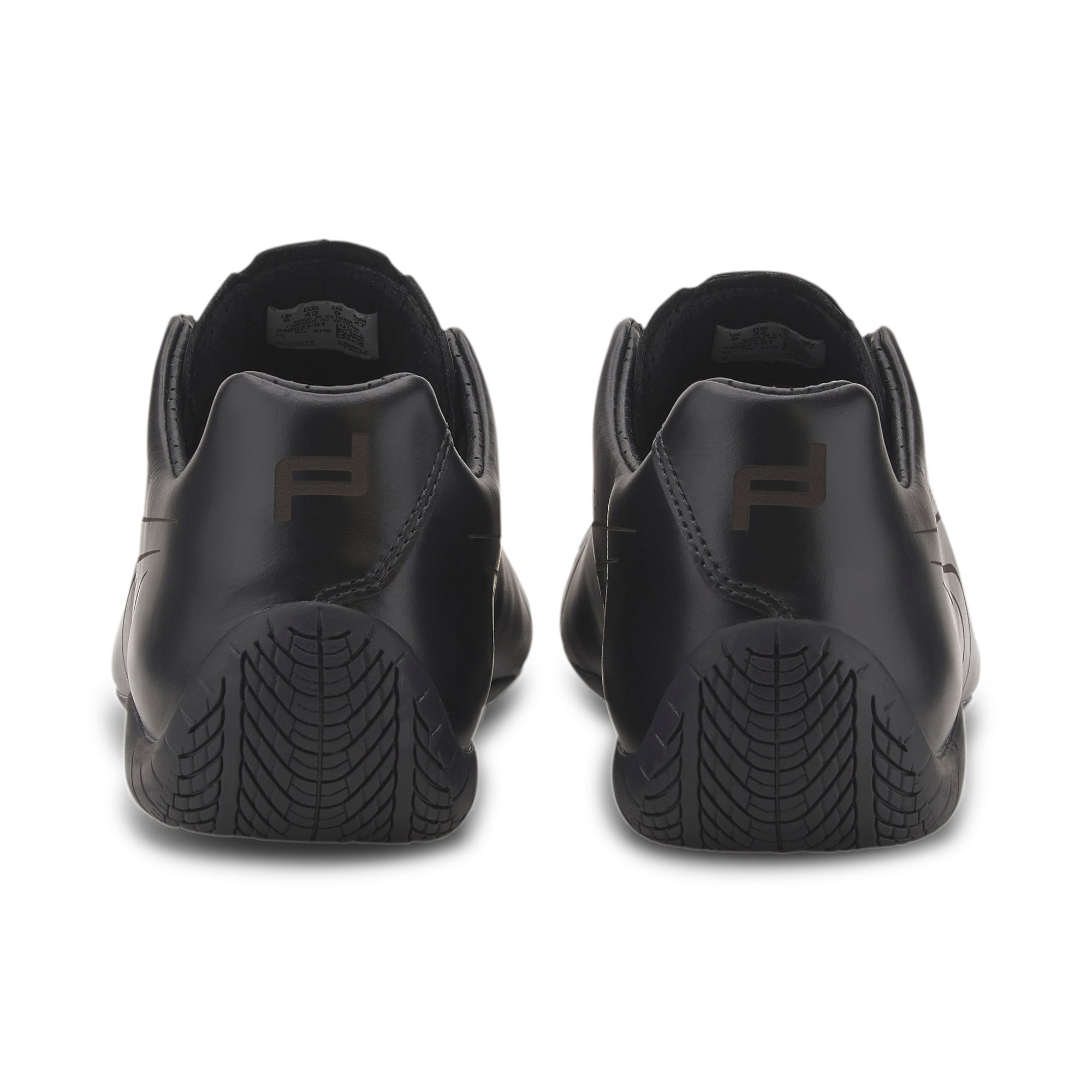 Thumbnail 4 of Porsche Design Speedcat Lux Men's Trainers, Jet Black-Jet Black-Jet Blk, medium