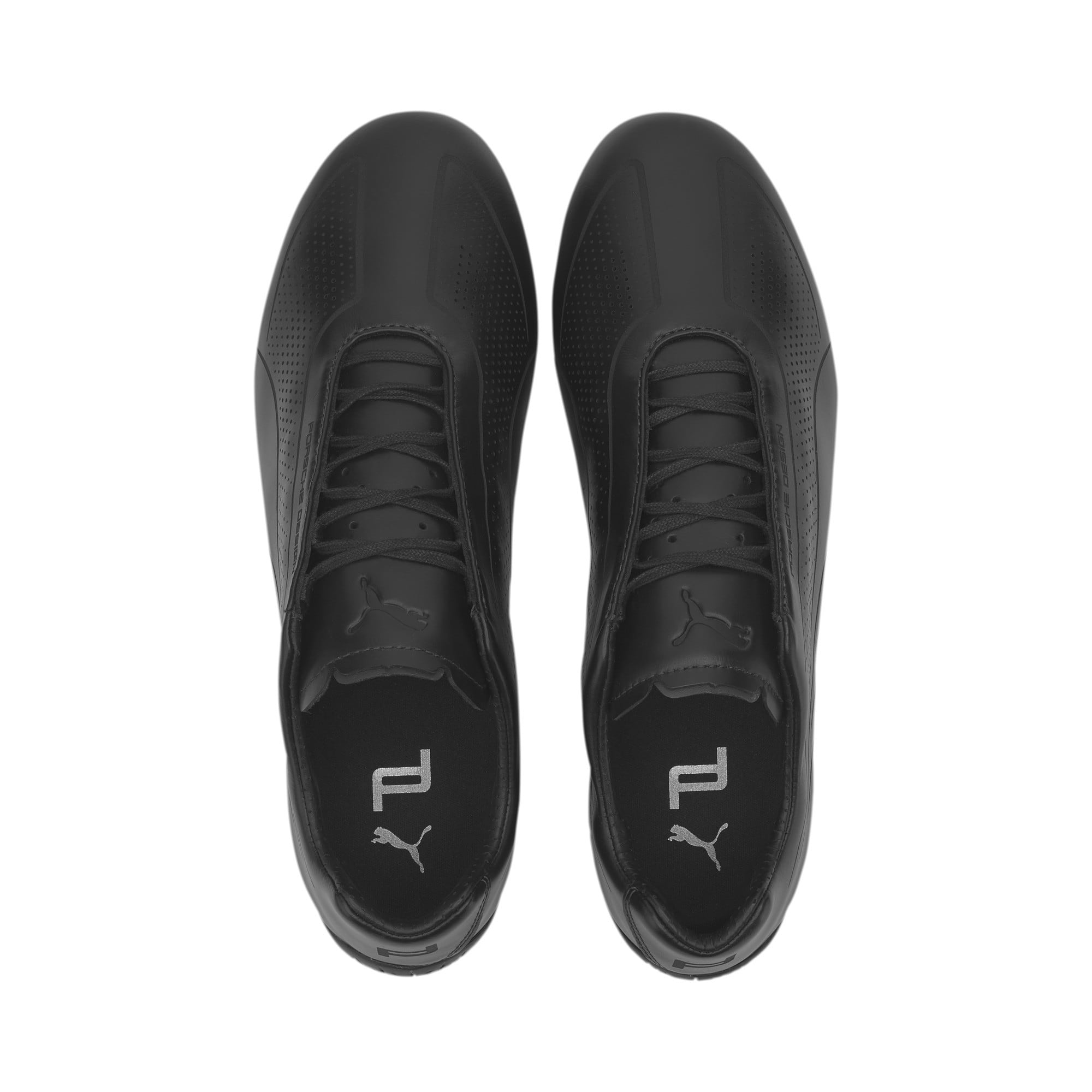 Thumbnail 7 of Porsche Design Speedcat Lux Men's Trainers, Jet Black-Jet Black-Jet Blk, medium