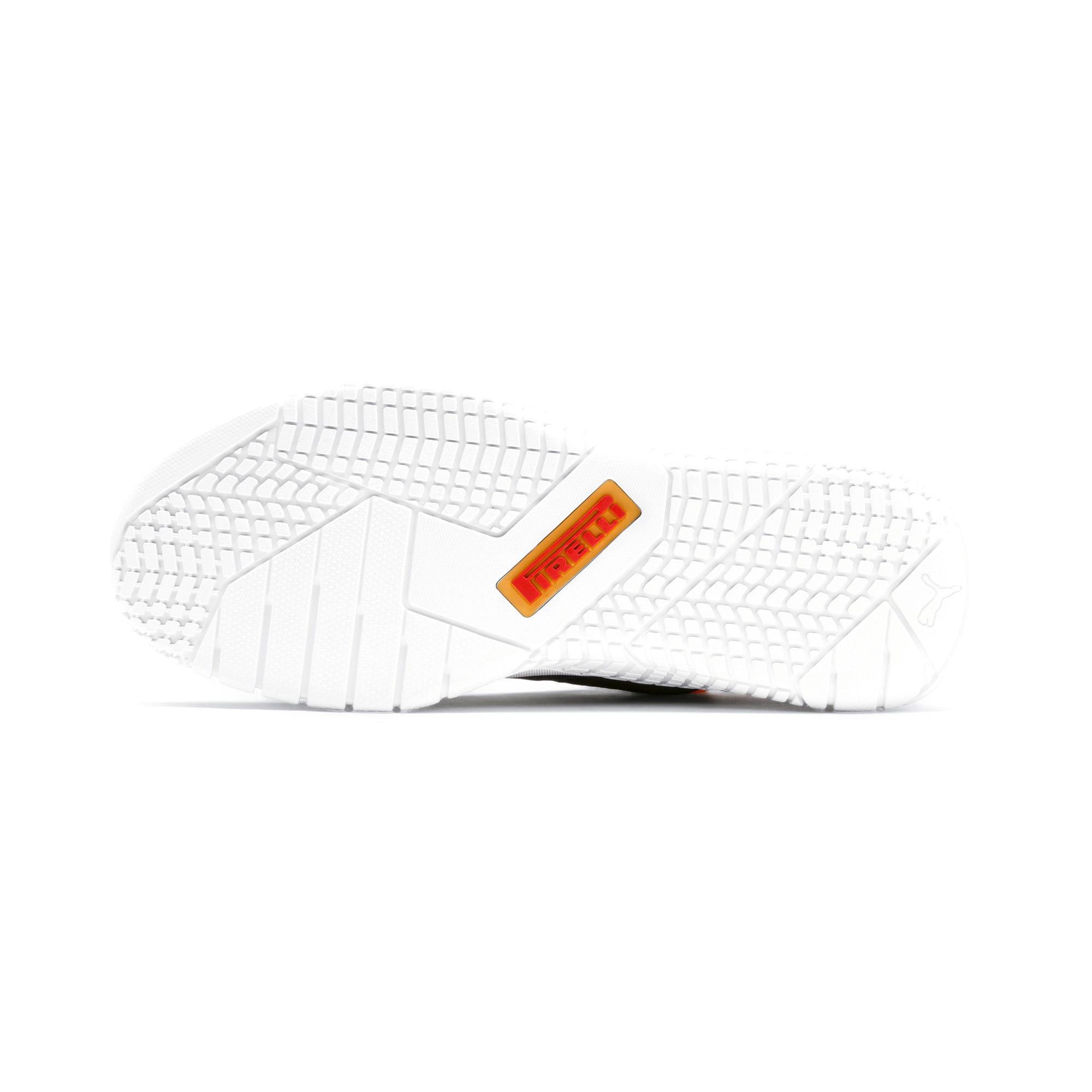 Thumbnail 5 of Replicat-X Pirelli Motorsport Shoes, Puma Black-Puma White-Zinnia, medium